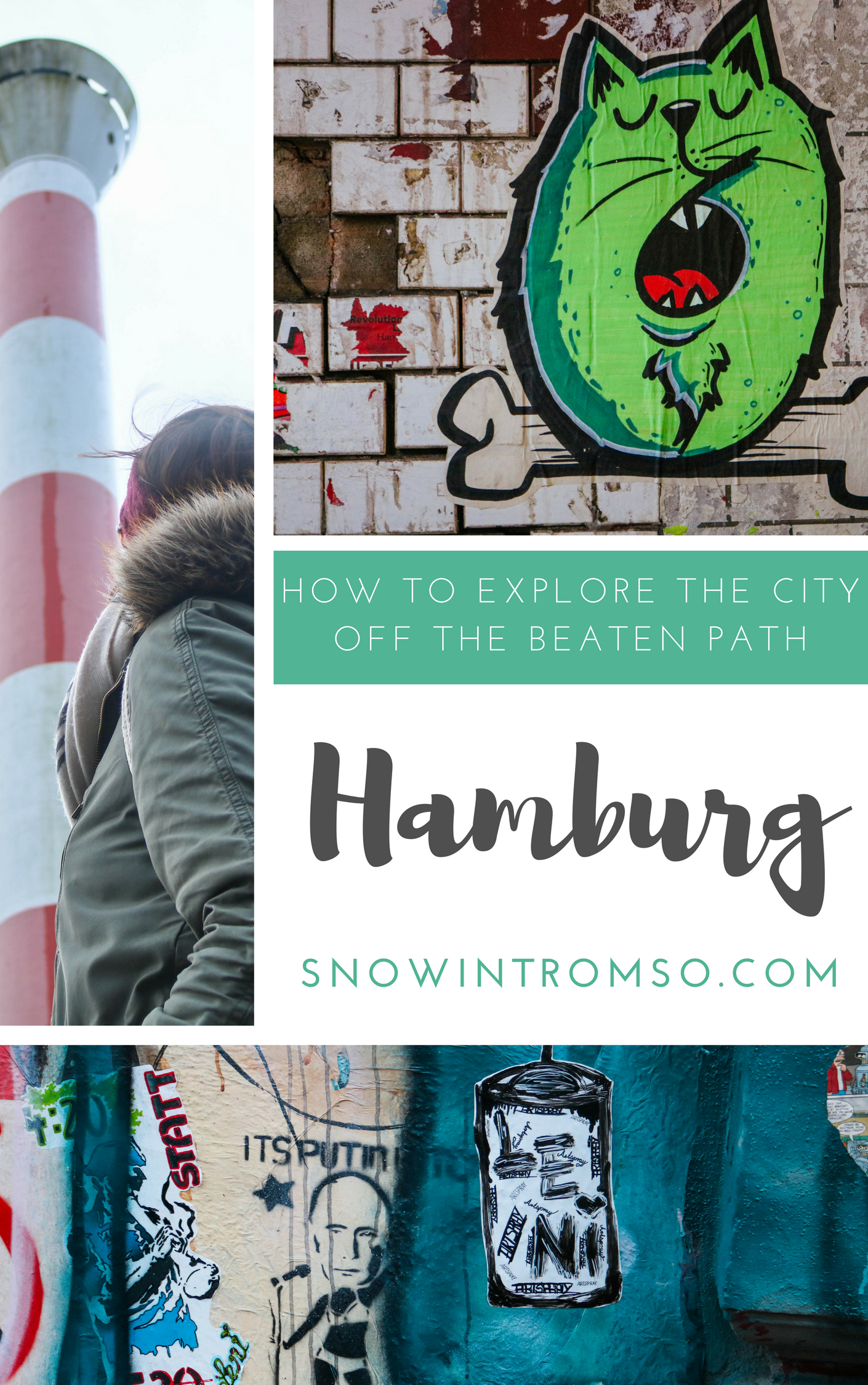 Headed to Hamburg and looking into exploring the city off the beaten path? Read this!