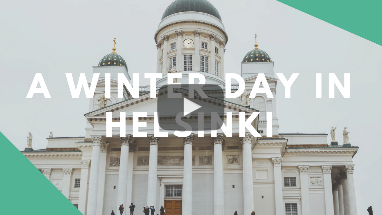 Click here to watch my Helsinki vlog