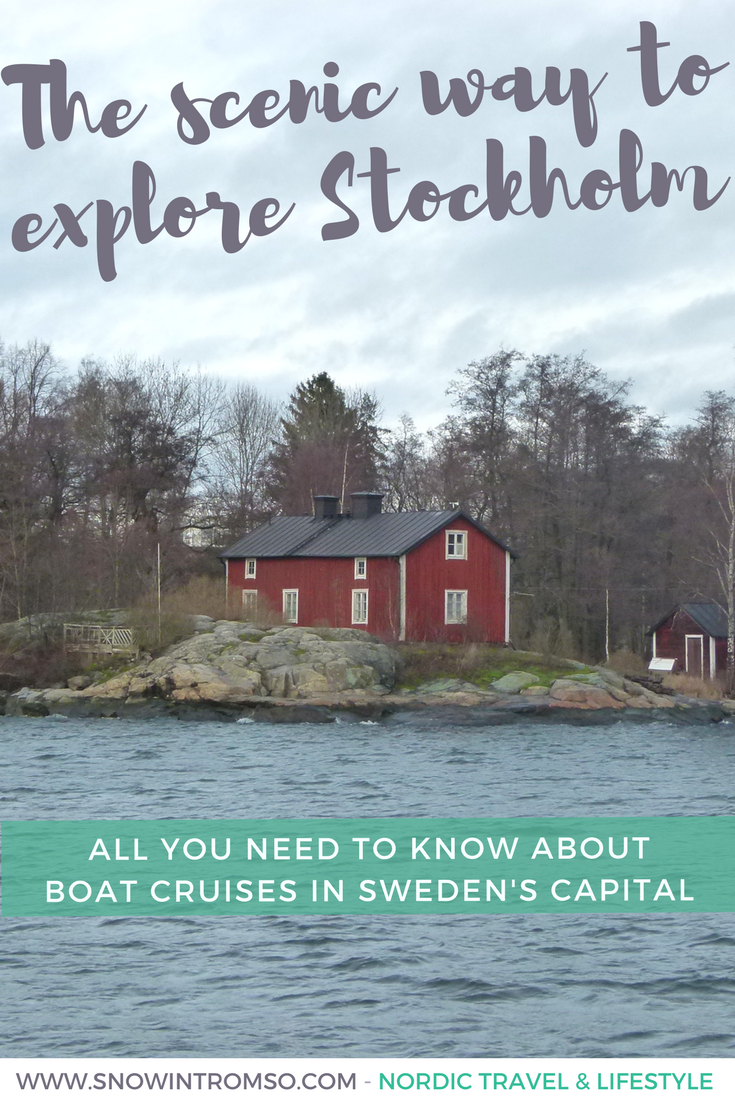 Are you considering a trip to Stockholm? Click through to learn more about the scenic way to explore the city!