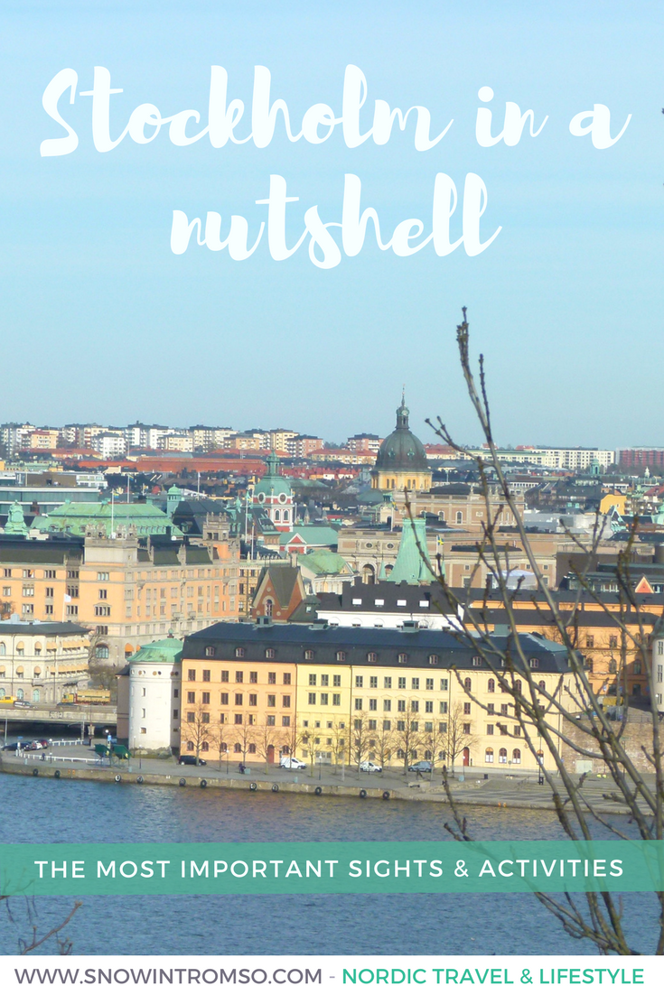 Are you headed to Stockholm but can't quite figure out which sights to visit? Click through to find out!
