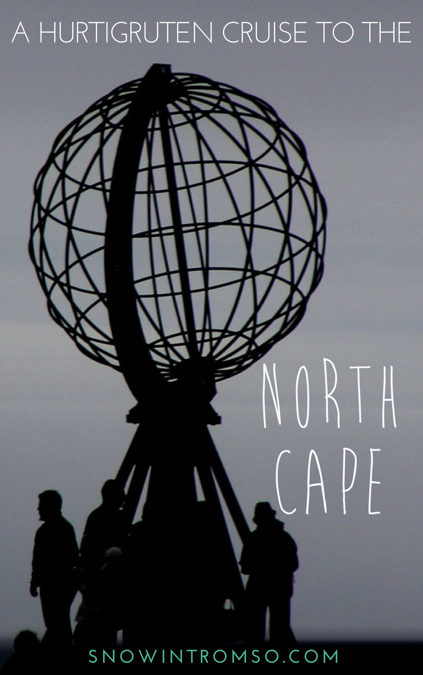 Interested in visiting the North Cape? Click through to read about my experience visiting the cape with Hurtigruten!