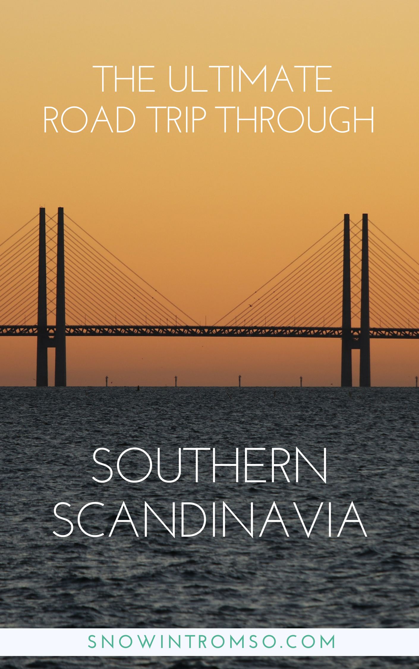 Are you fascinated by Scandinavia and would like to explore all three countries at the same time? Click through to read the ultimate itinerary for a journey exploring Norway, Sweden and Denmark!