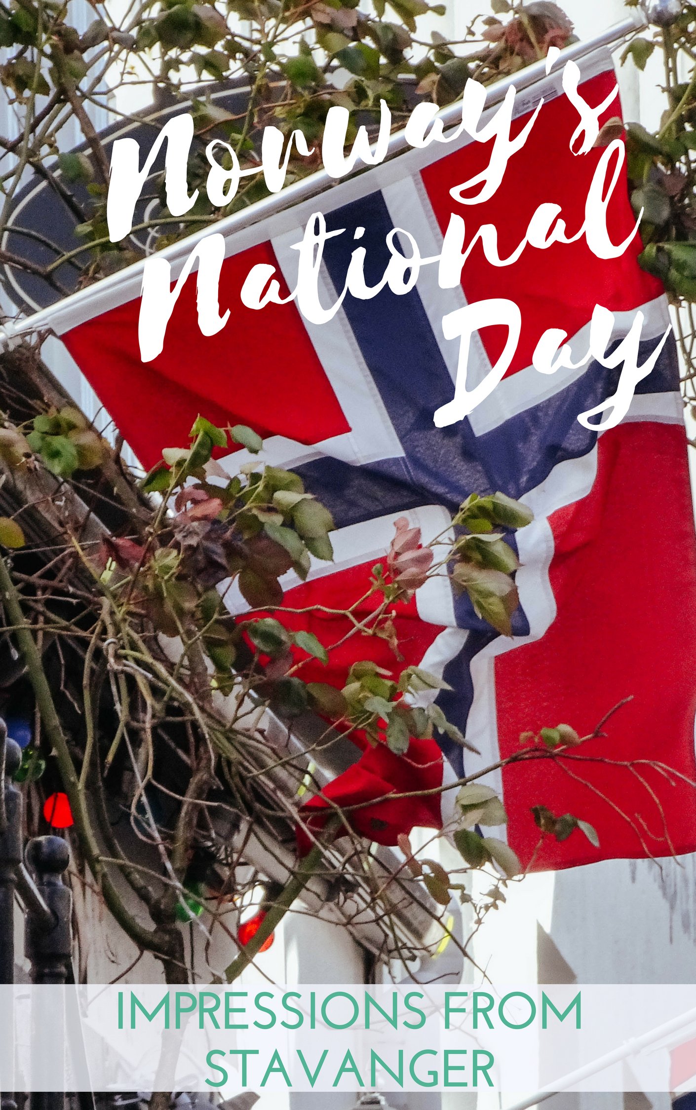Curious to see what Norway's National Day is like in Stavanger? Click through for more impressions!
