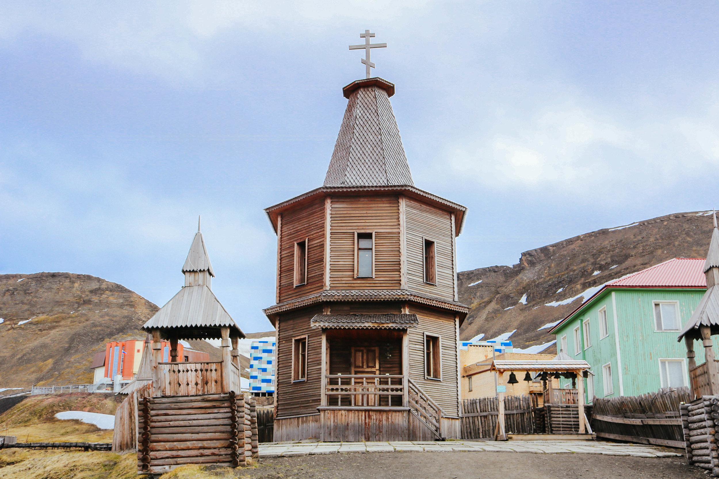 visit barentsburg svalbard
