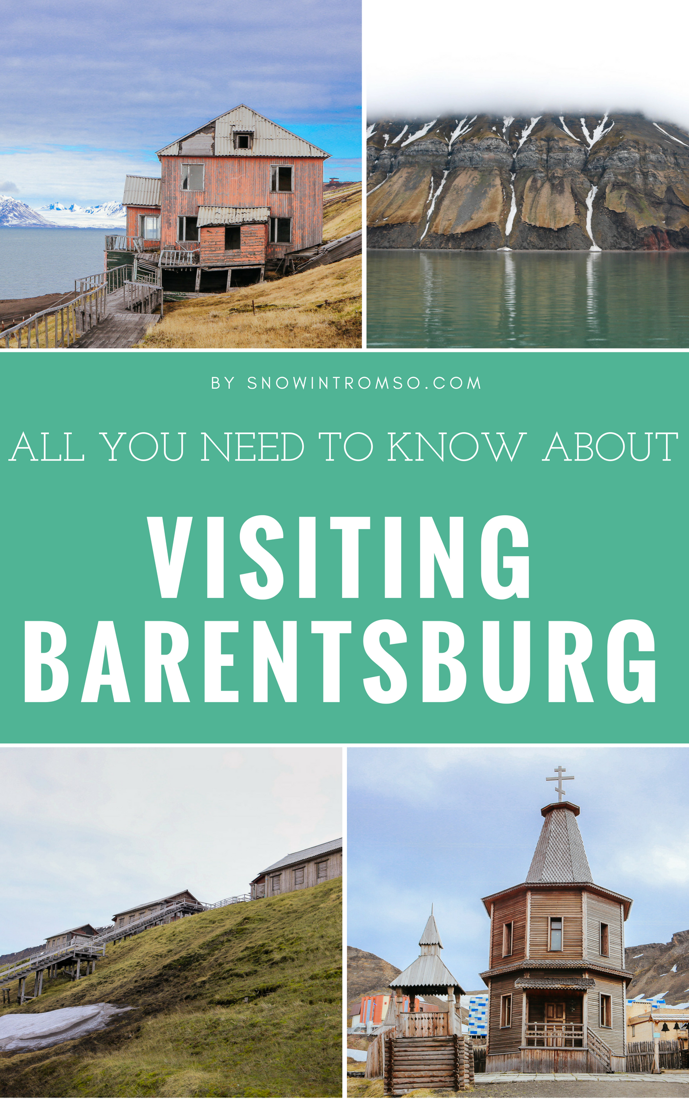 Considering a visit to Svalbard? Click through to the article to read more about the possibly strangest place in the world, Barentsburg, and why you should visit!
