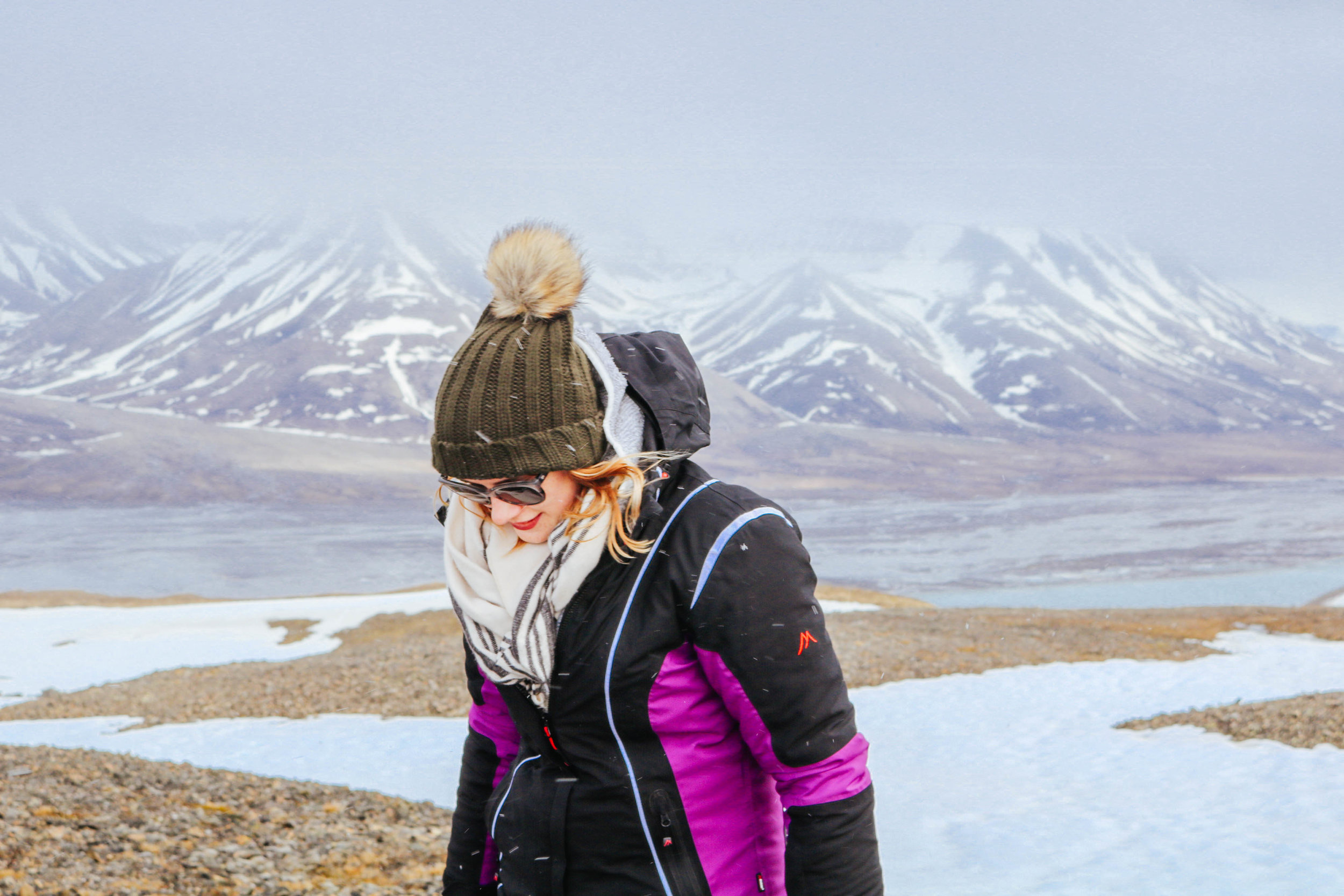 what to wear in svalbard in summer