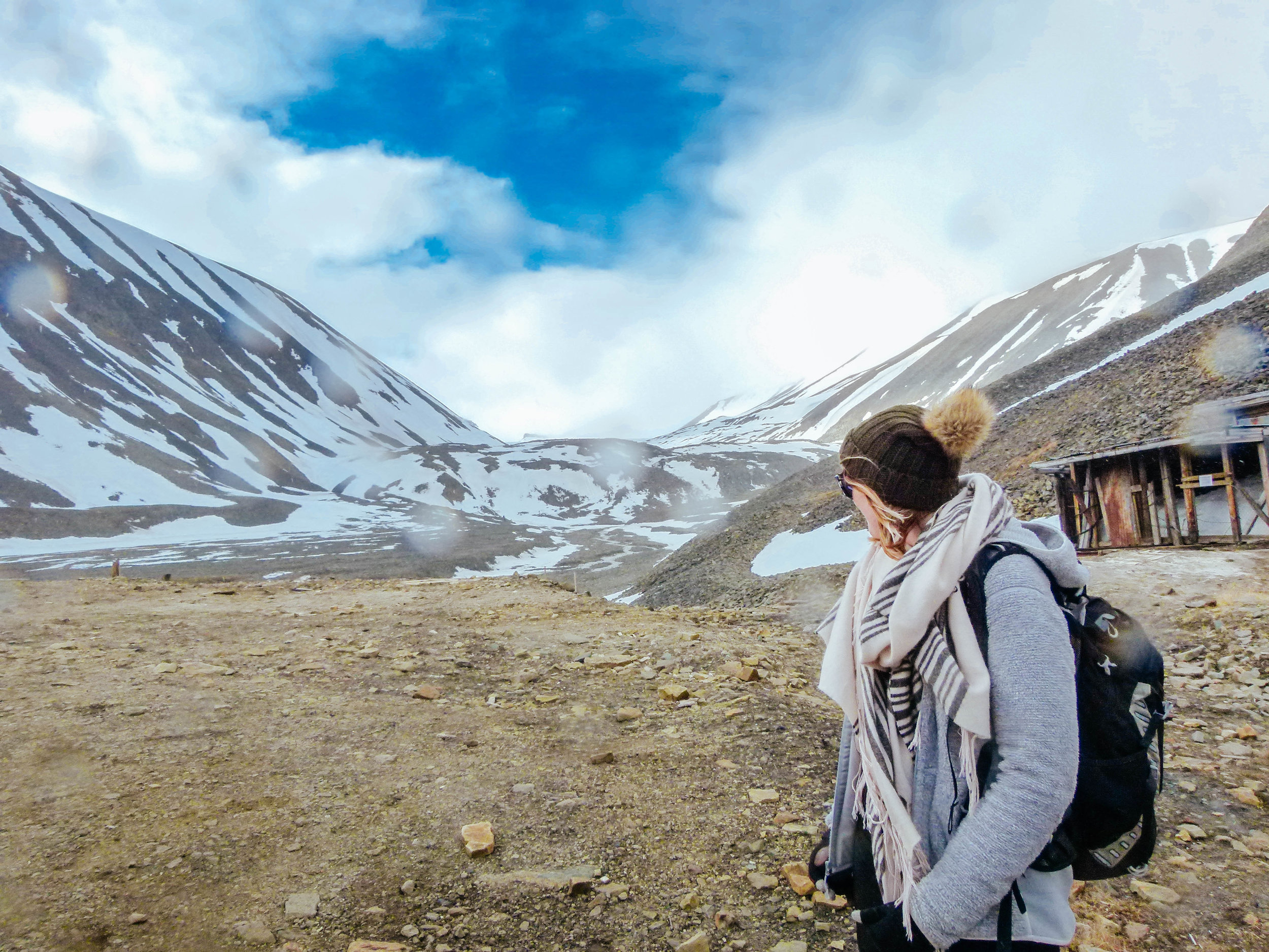 how to dress in svalbard in summer