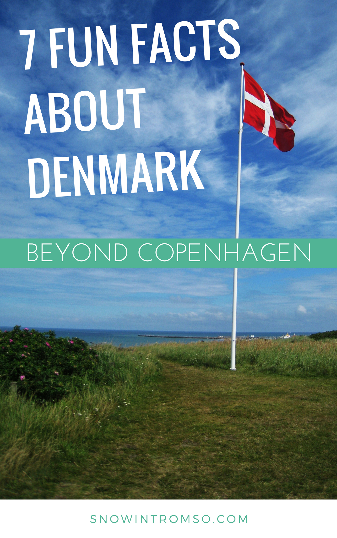 Click through to read which surprising facts I learnt about Denmark when I ventured beyond Copenhagen!