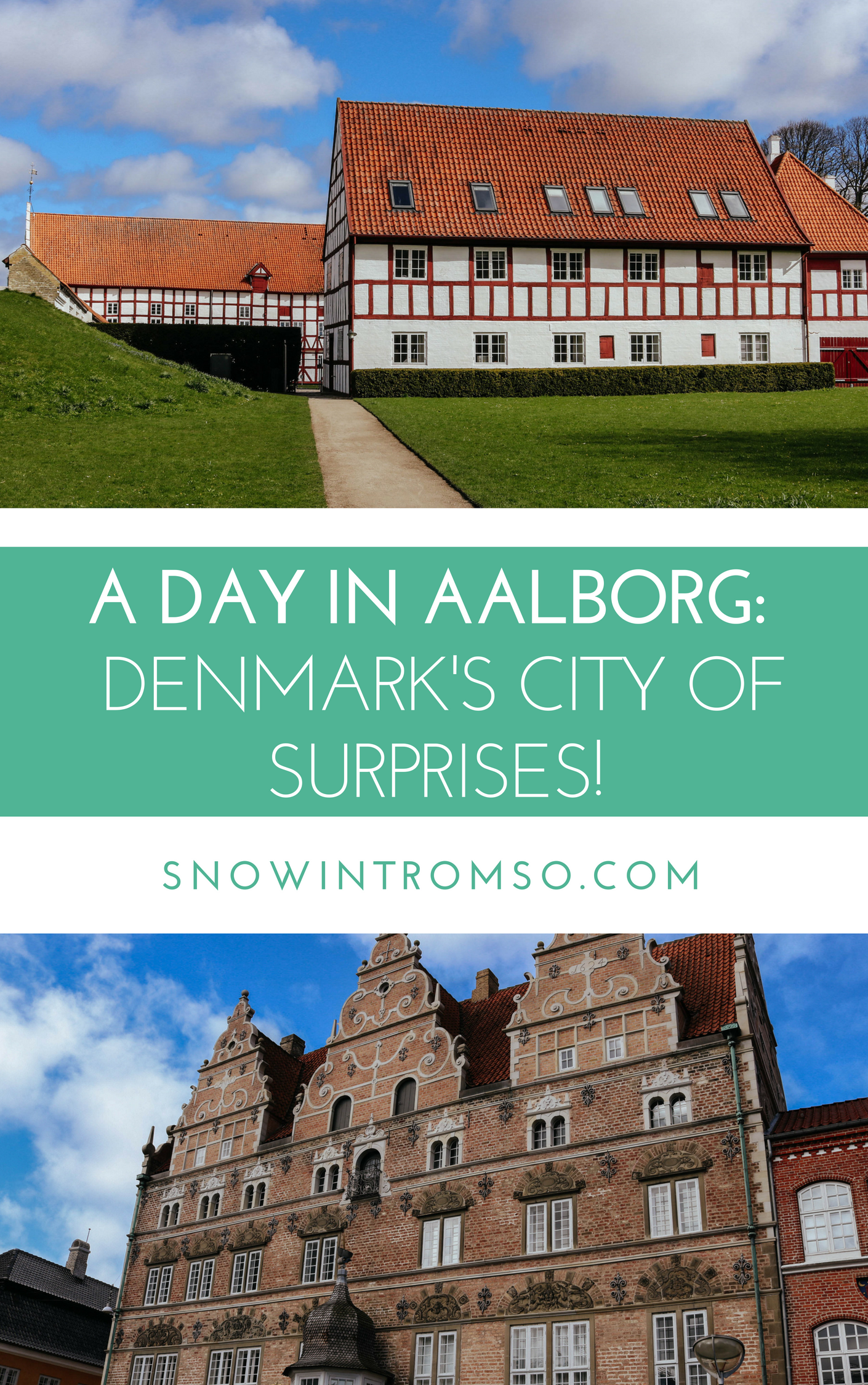 Looking for a weekend getaway in Denmark? Click through to the article to find out why Aalborg might be the perfect place!