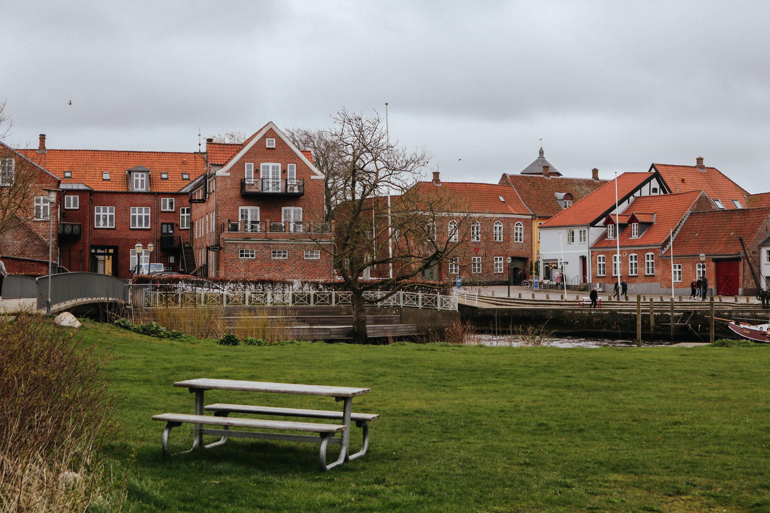 ribe denmark's oldest town