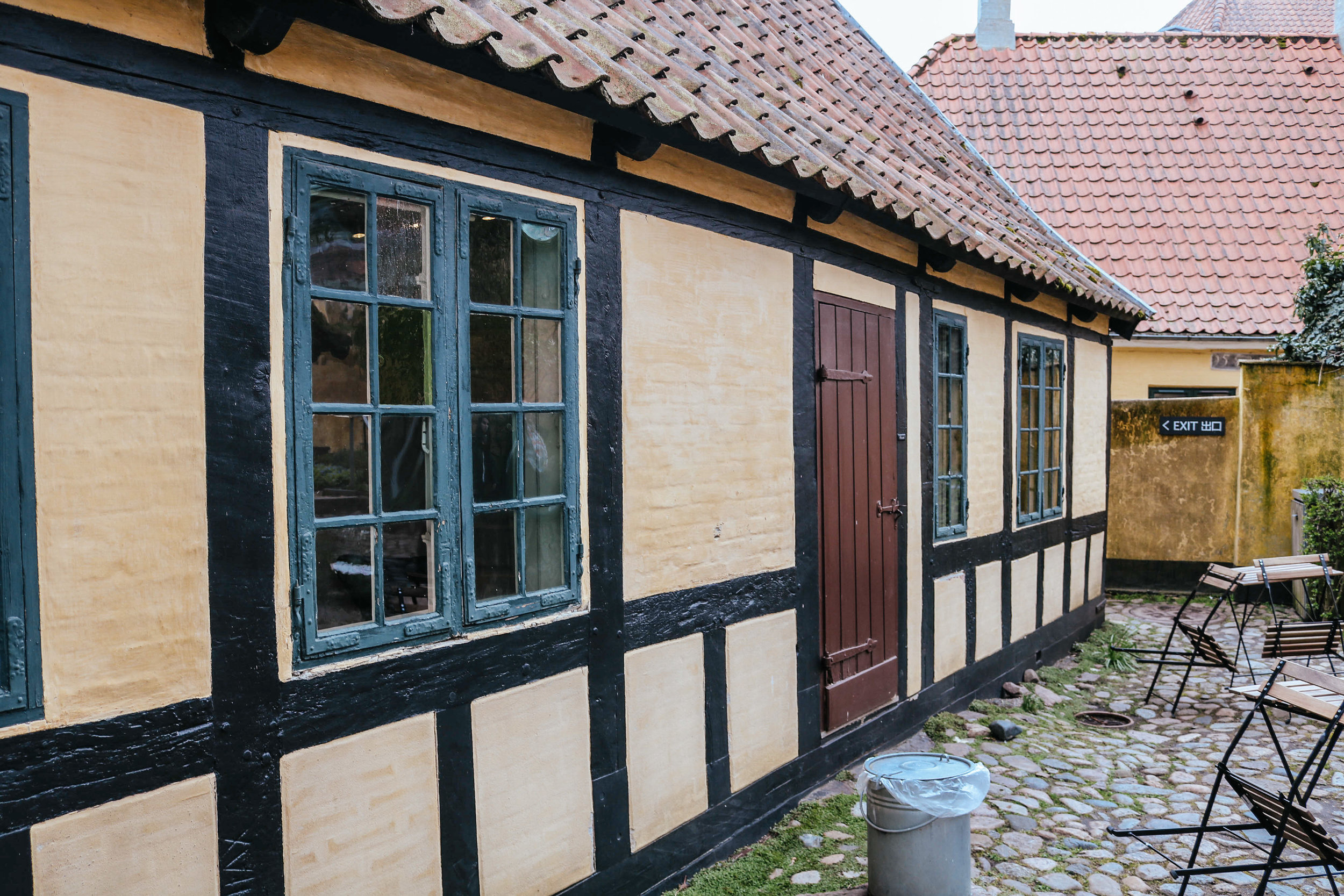hans christian andersen museum odense