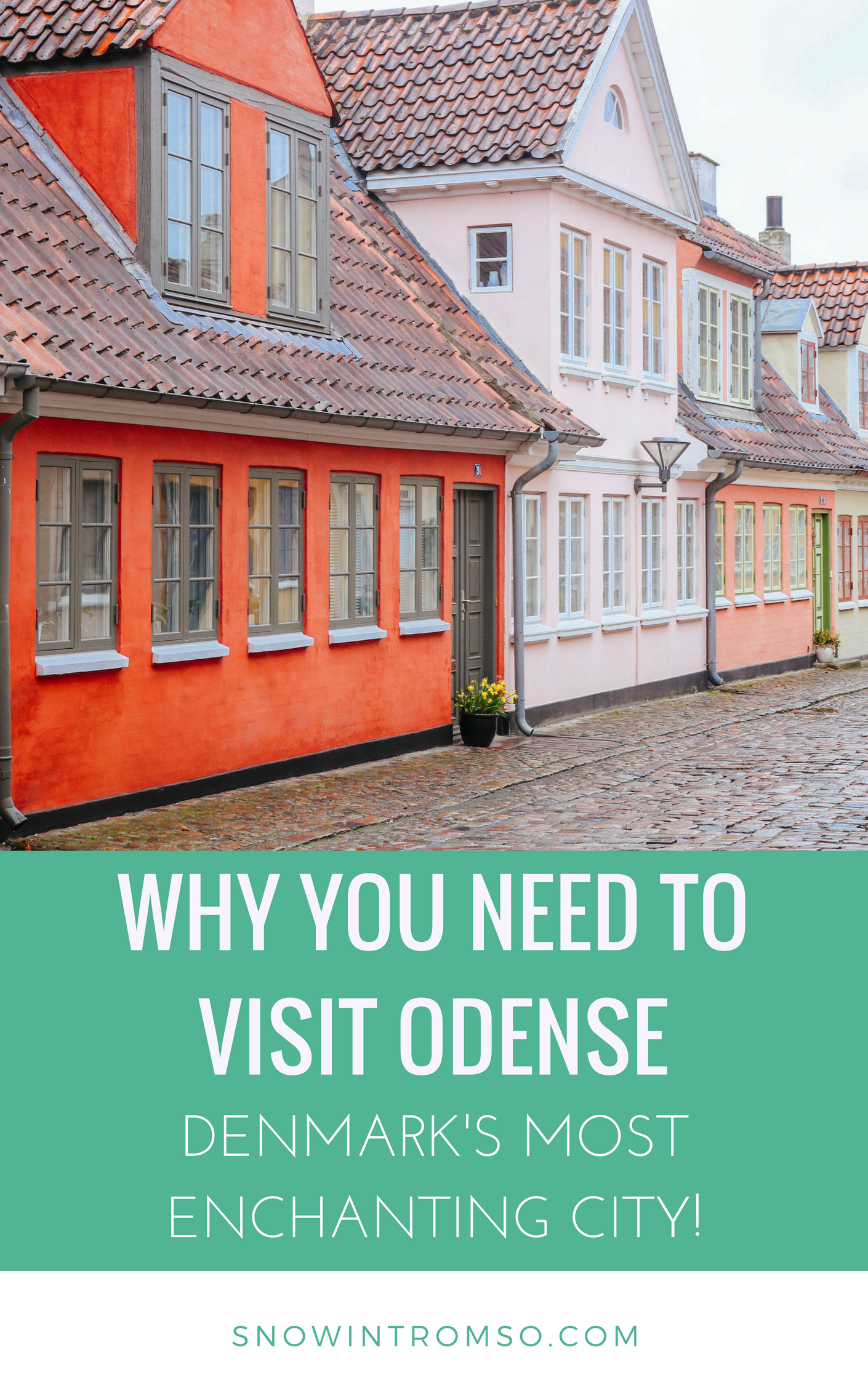 Why Odense makes for the perfect day trip when visiting Denmark!