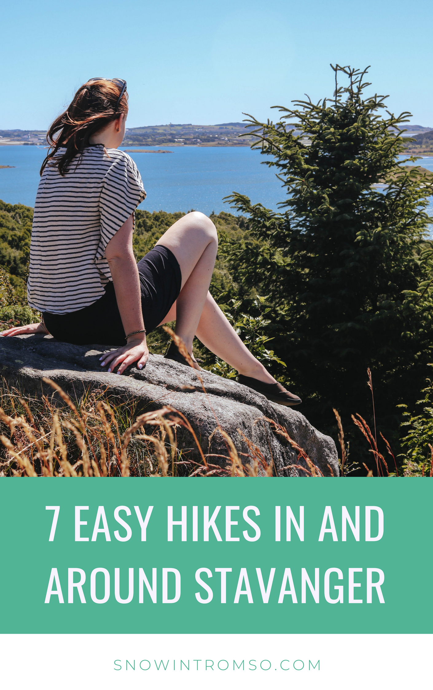 Headed to Stavanger? Here are 7 stunning and easy hikes for you to try!