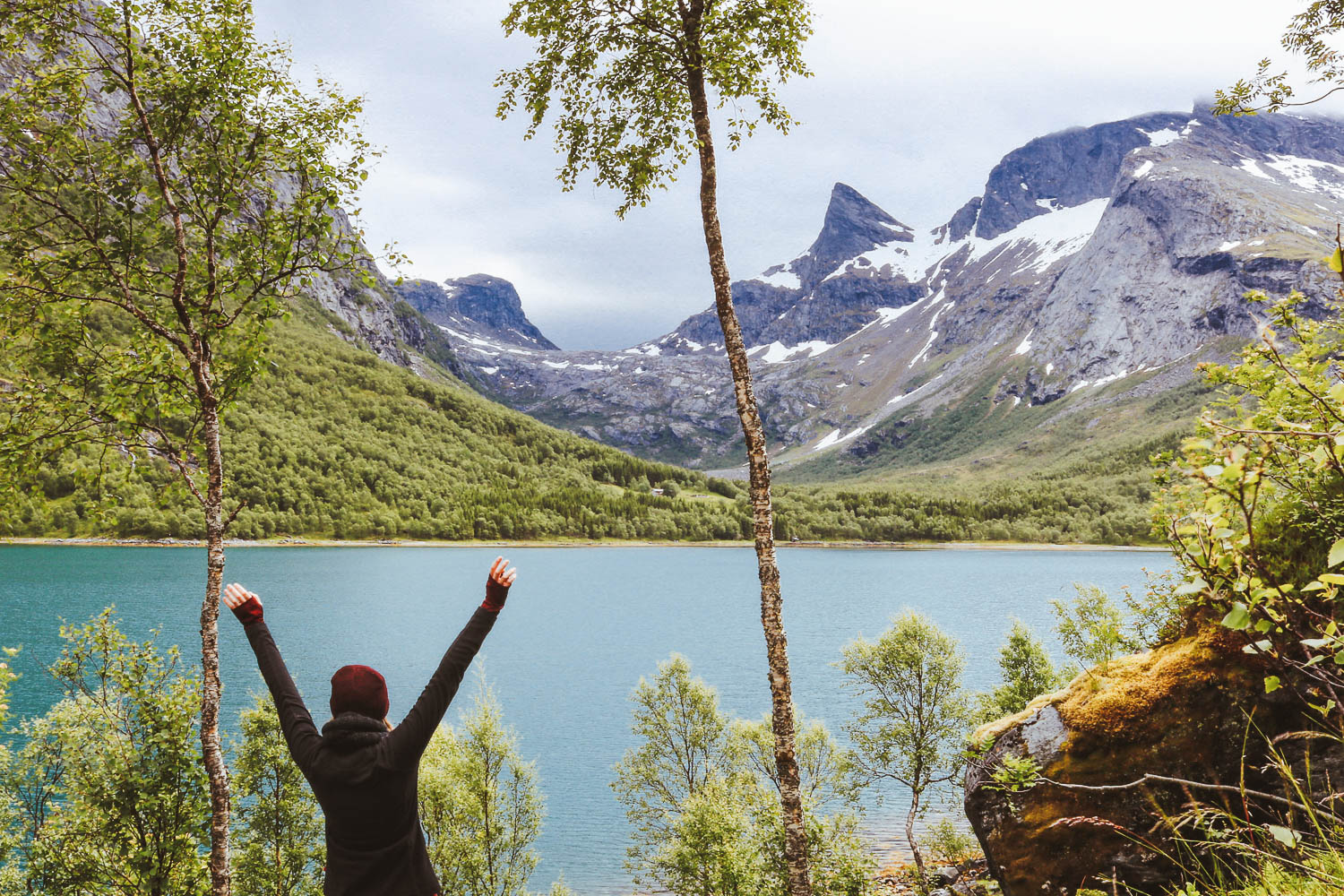 … or exploring the Norwegian wilderness in Bodø? It's up to you!