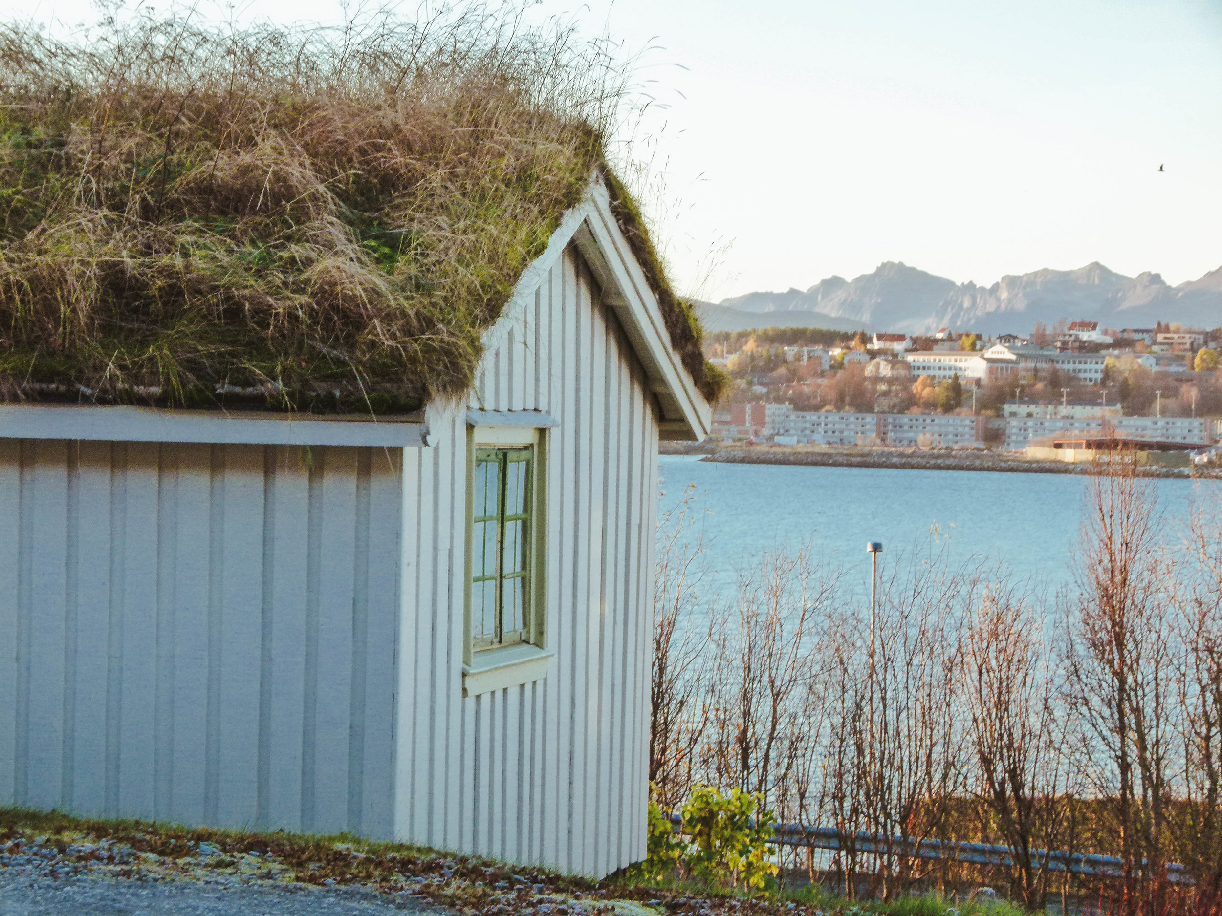 Local architecture in Tromsø