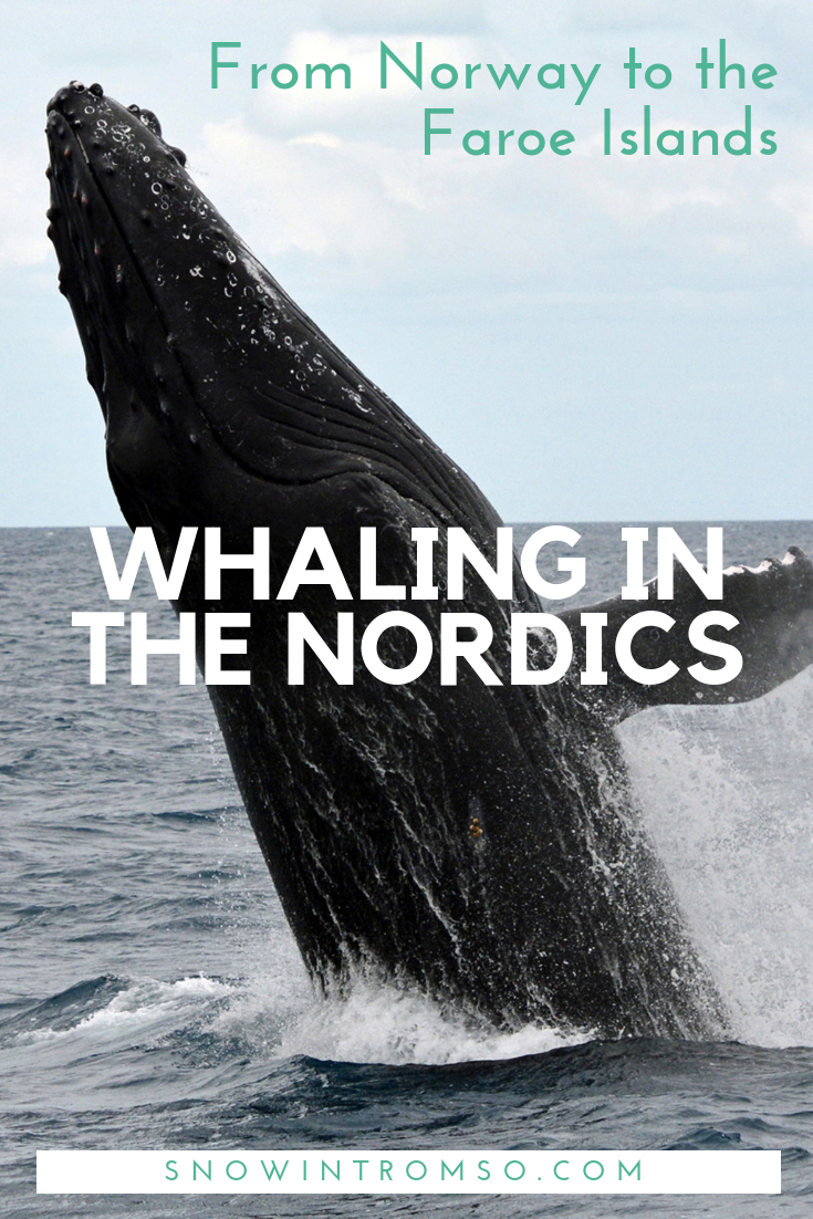 Whaling in the Nordics
