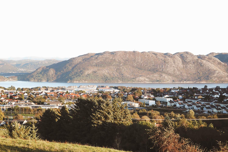 Stavanger in autumn