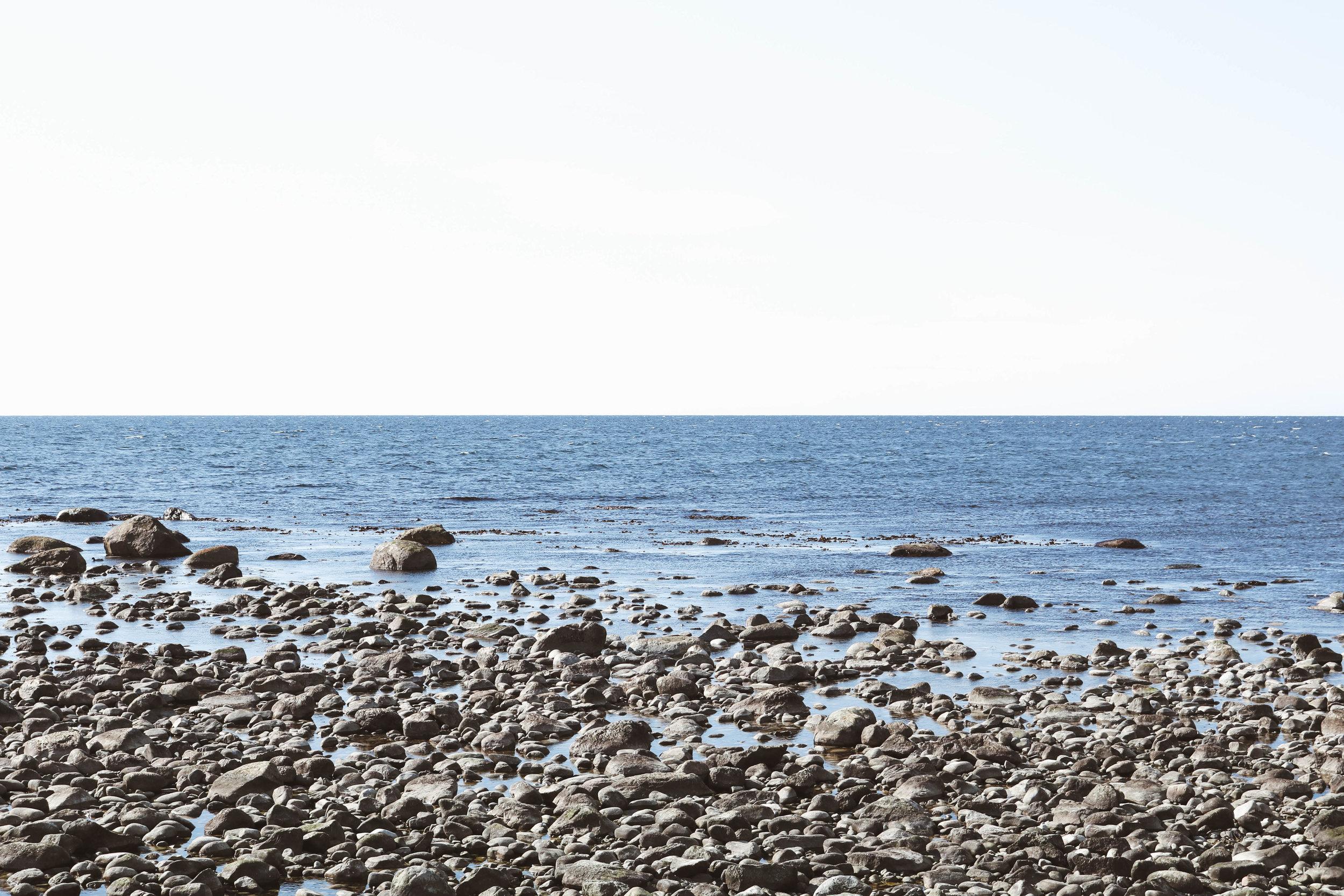 The Jæren coast near Stavanger