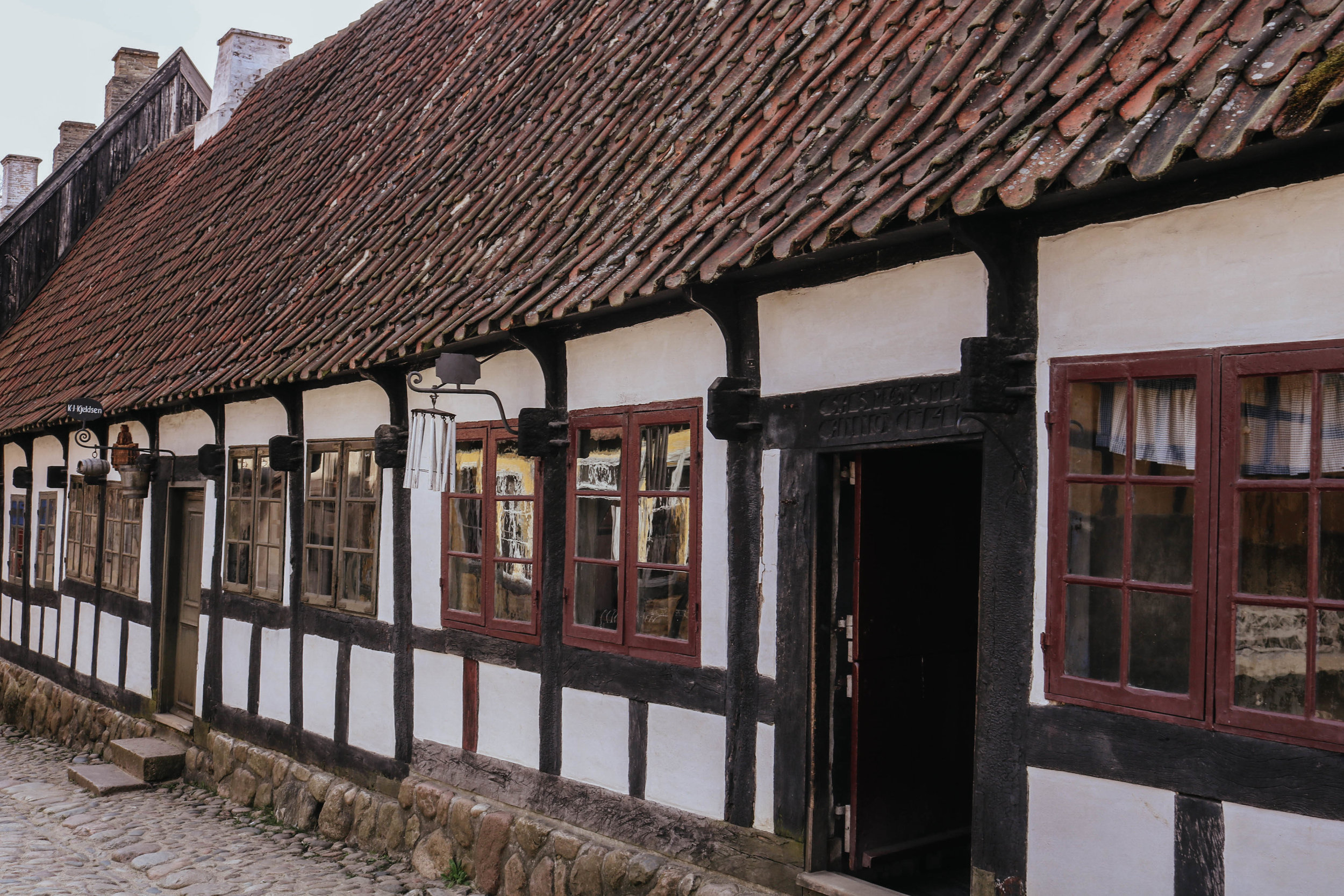 Den Gamle By Open Air Museum