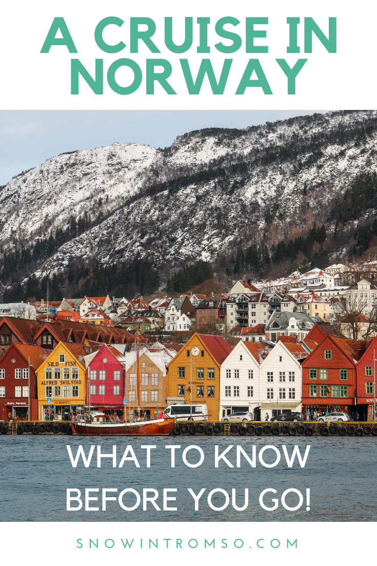 Visiting Norway by cruise? Here's all you need to know!