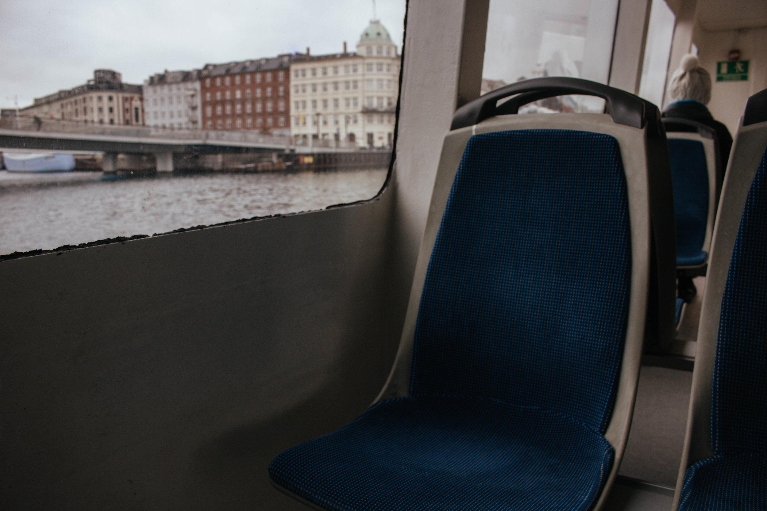 harbour taxi copenhagen sightseeing cruise