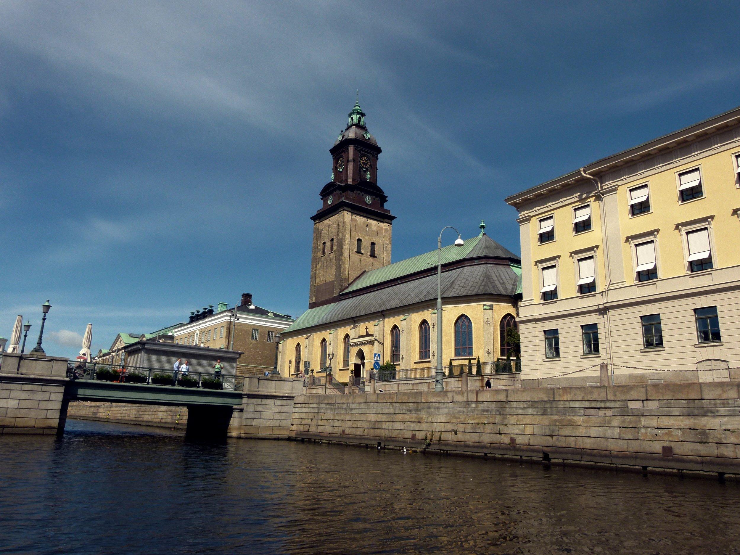 gothenburg sweden by train