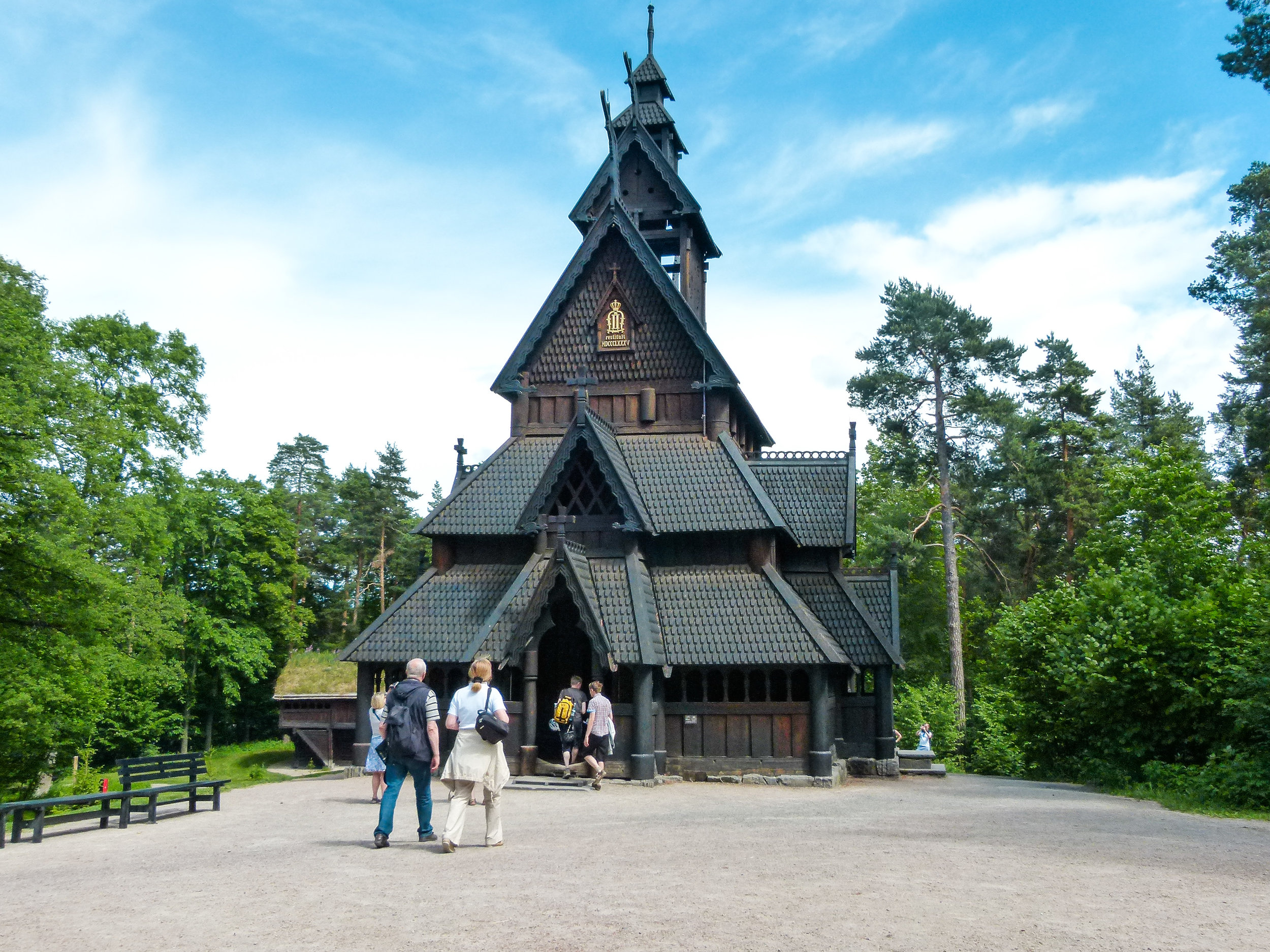 norway itinerary 2 days in oslo