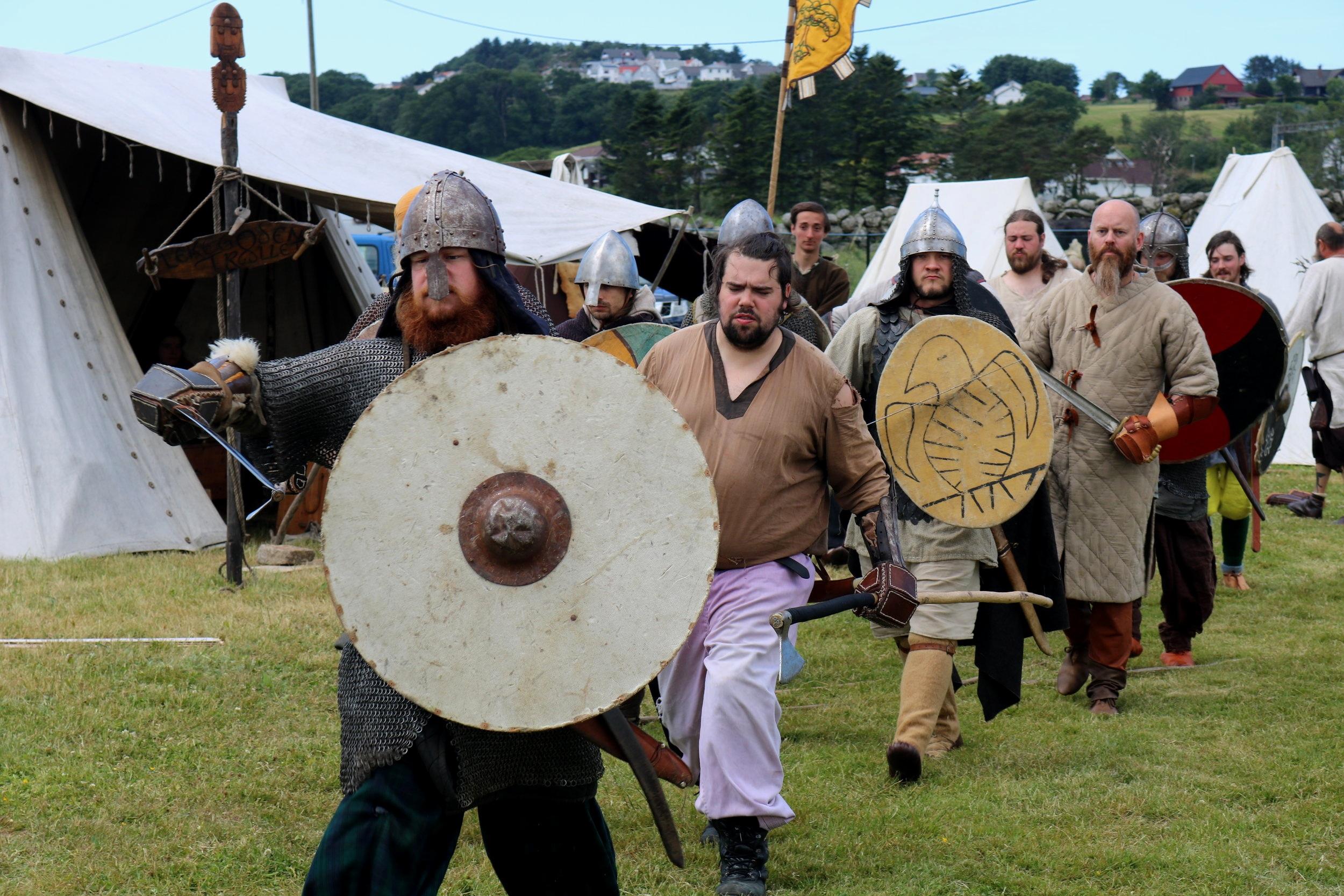 are all scandinavians vikings