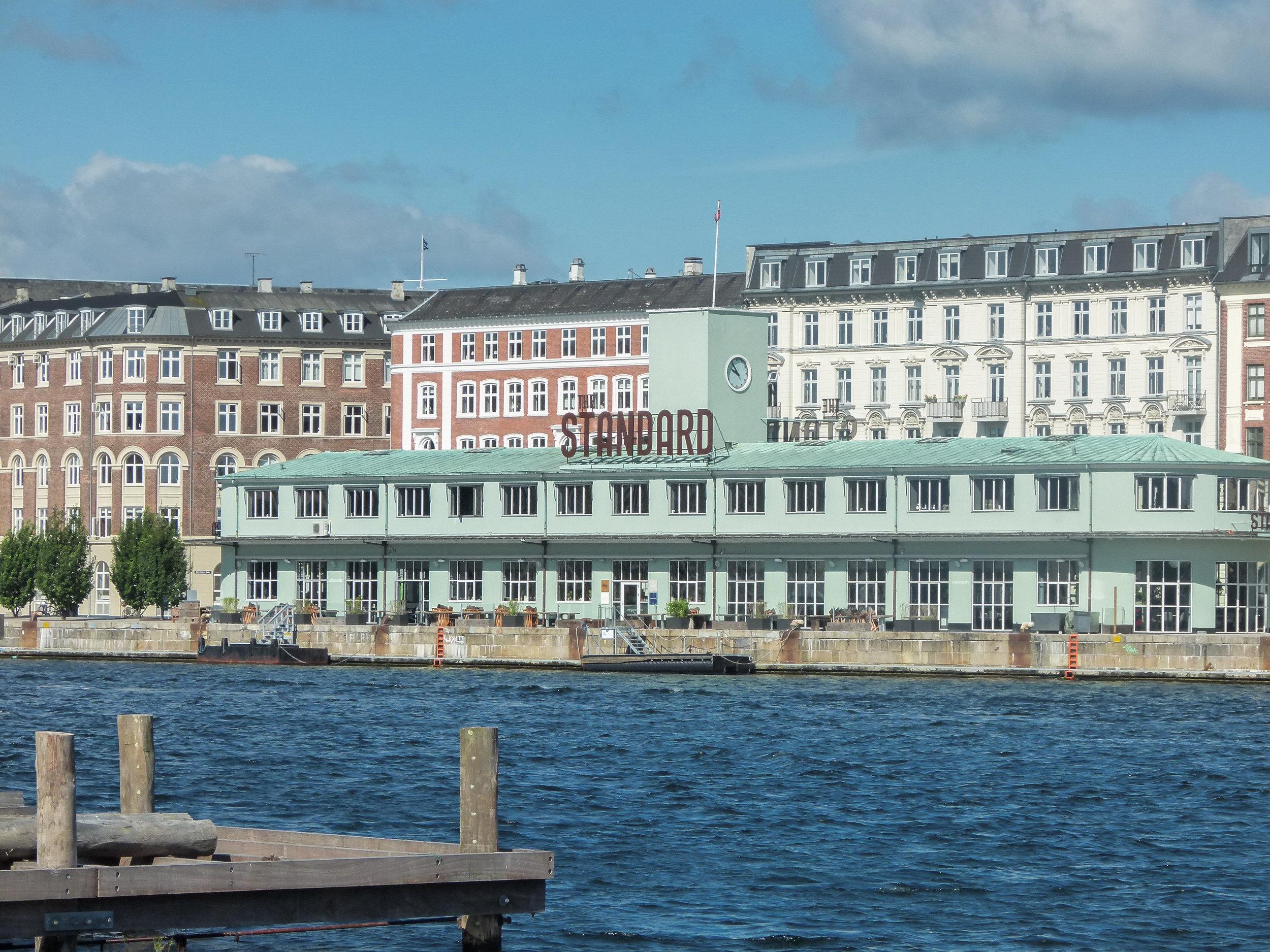 copenhagen boat sightseeing