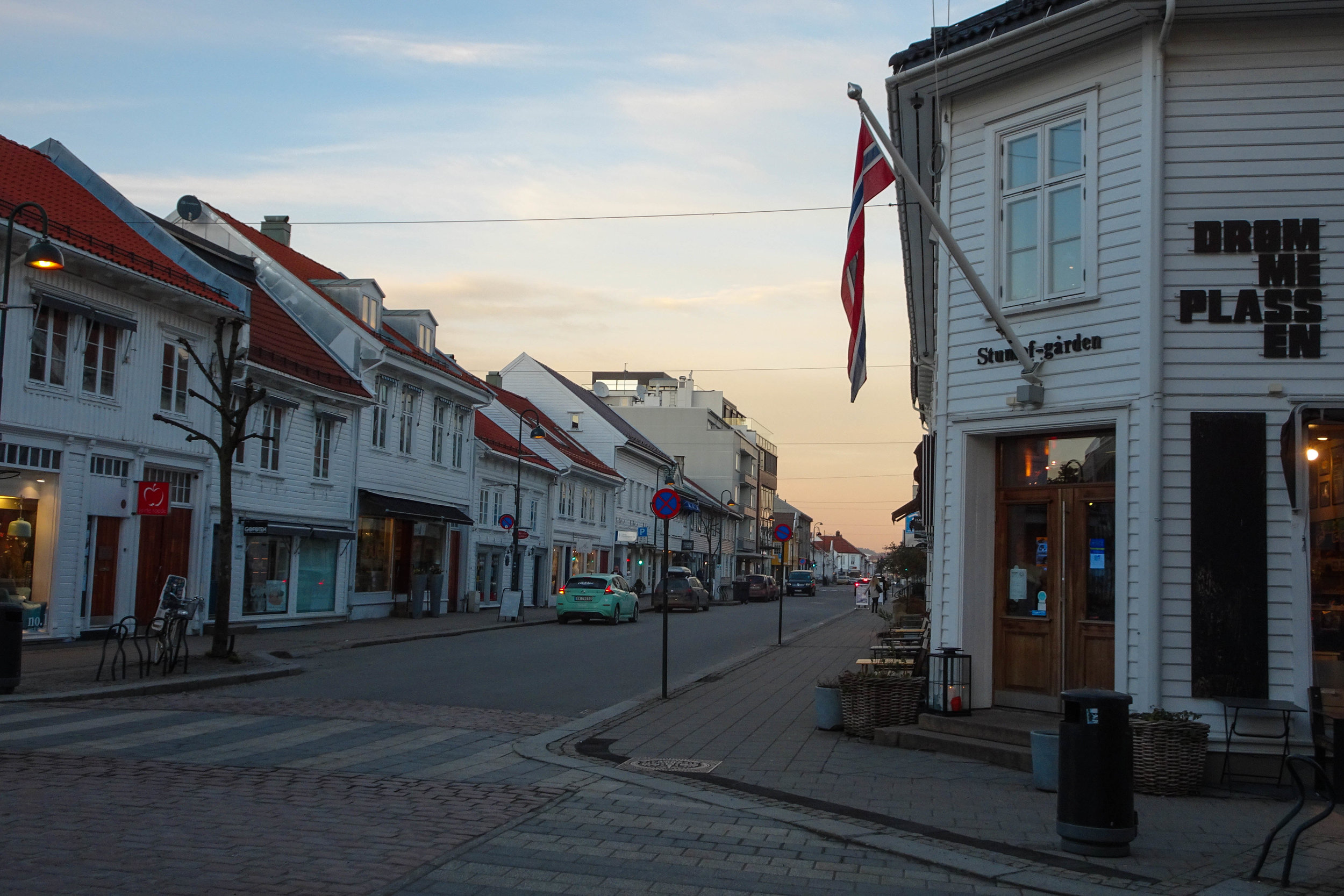 City Centre, Kristiansand