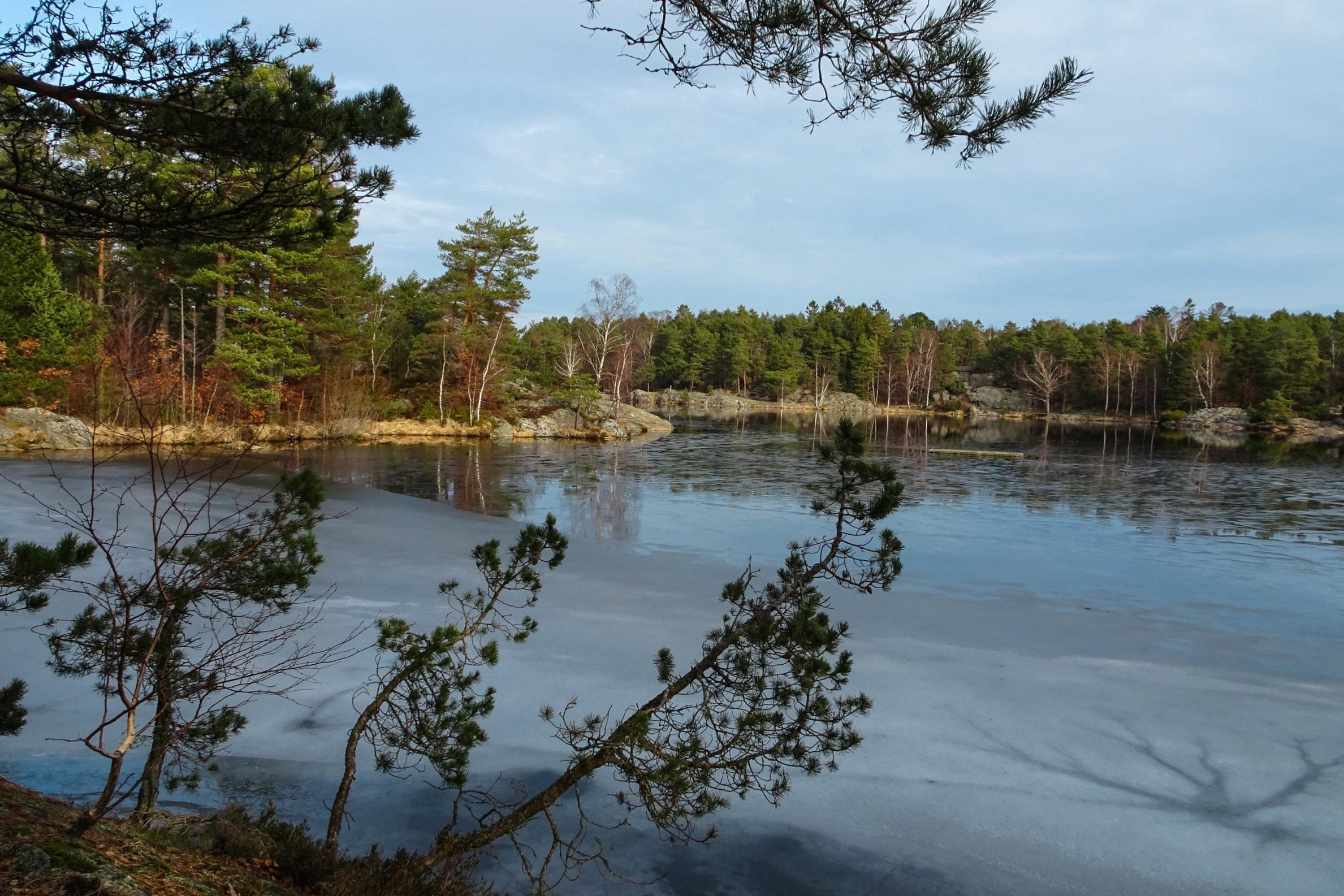 Baneheia, Kristiansand