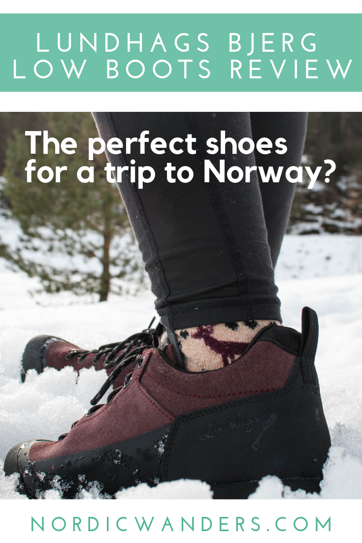 Lundhags Bjerg Low Review - Are these the perfect hiking boots for a trip to Norway?