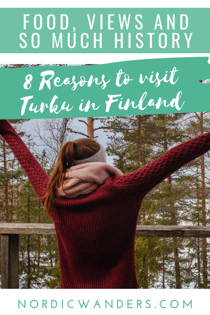 Considering a trip to Southern Finland? Here are 8 good reasons to visit Turku!