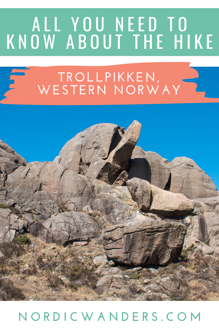 Click through to find all the information you need in order to do the Trollpikken hike yourself!
