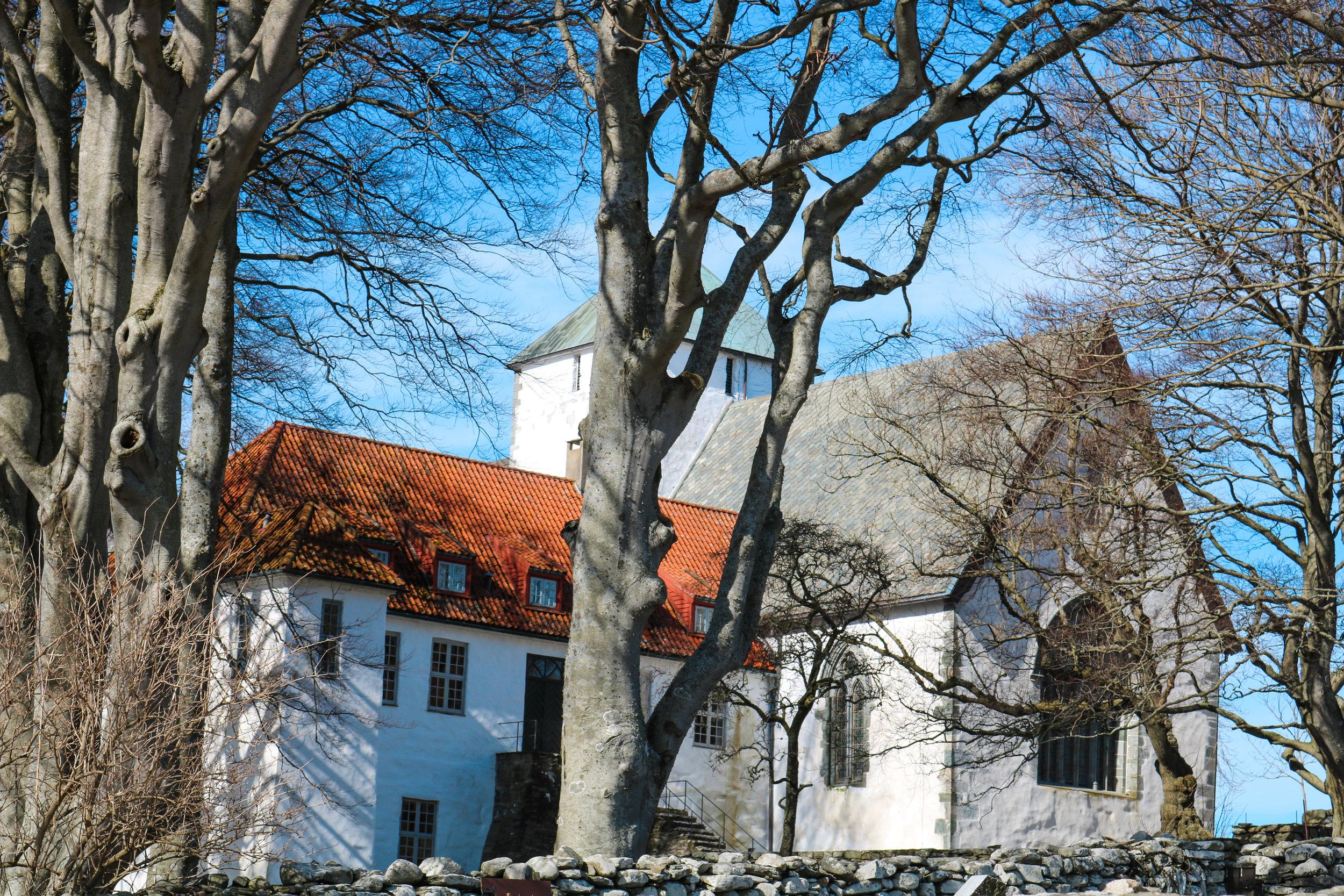 utstein monastery stavanger norway