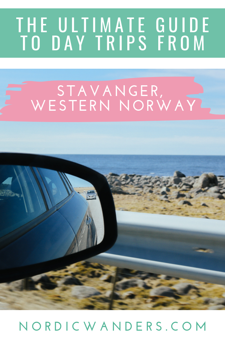 Headed to Stavanger? Here are 27 day trip ideas from a local to keep you busy on your trip!