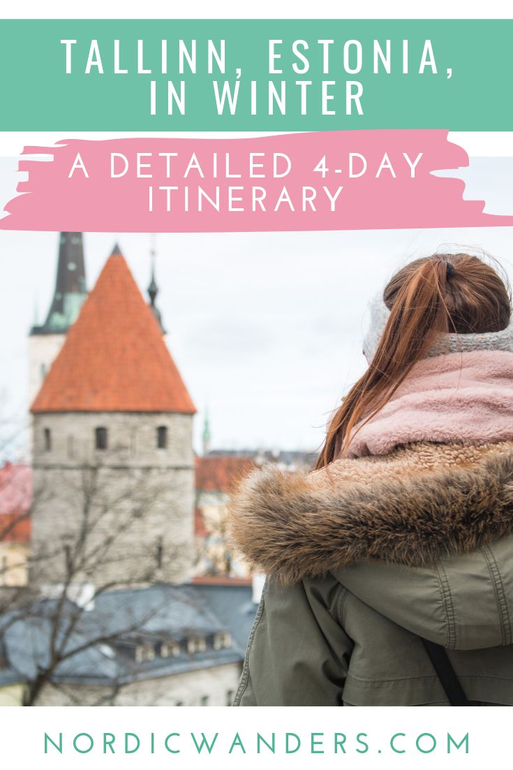 Considering a visit to Tallinn in winter? Here's all you need to know!