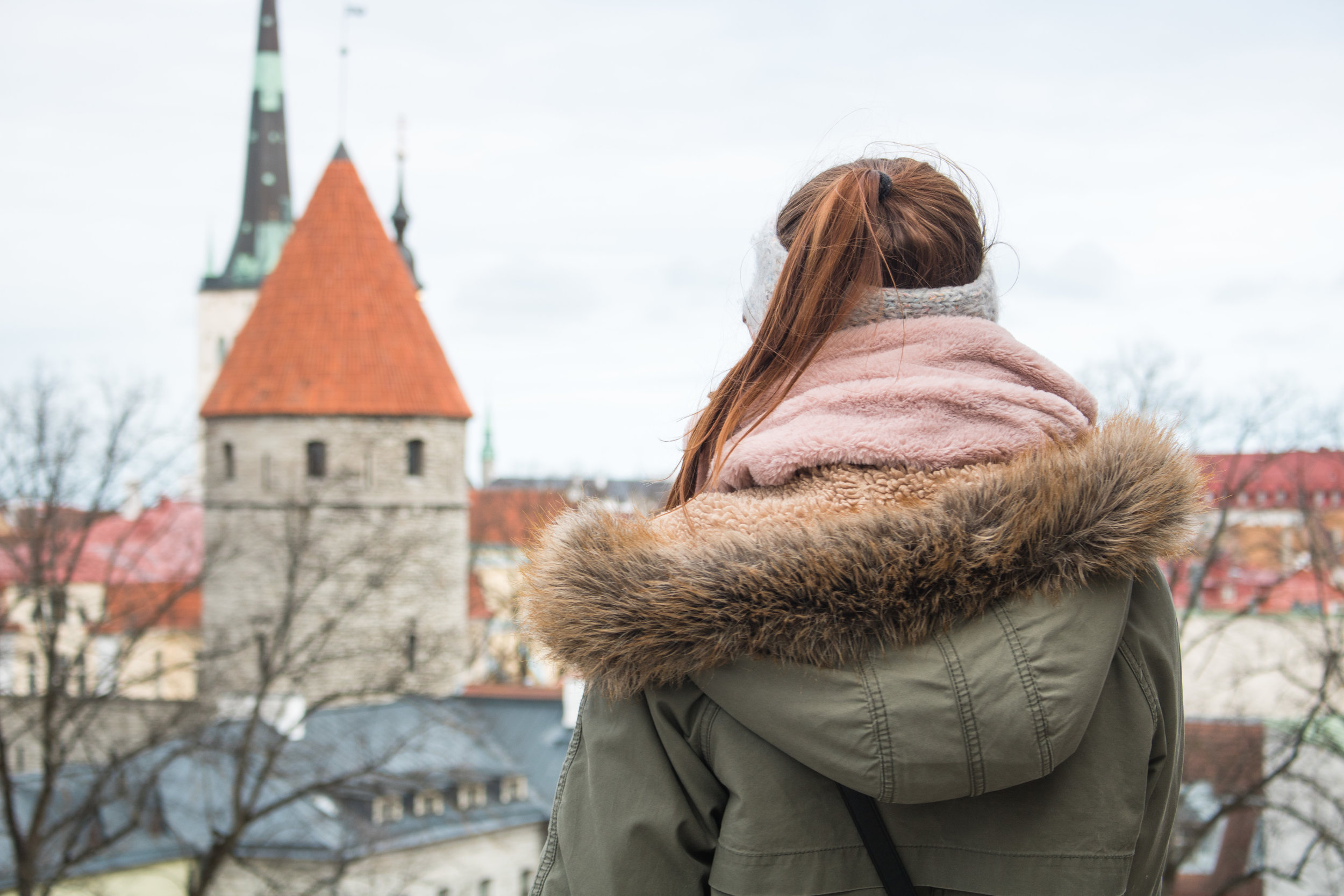 what to pack for tallinn in winter