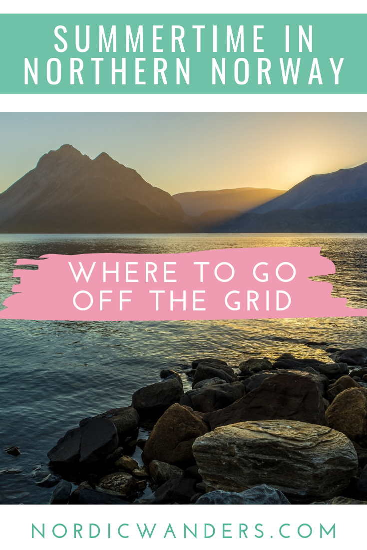 Considering a trip to Northern Norway in summer? Click through to find 9 places that will inspire you to go off the grid!
