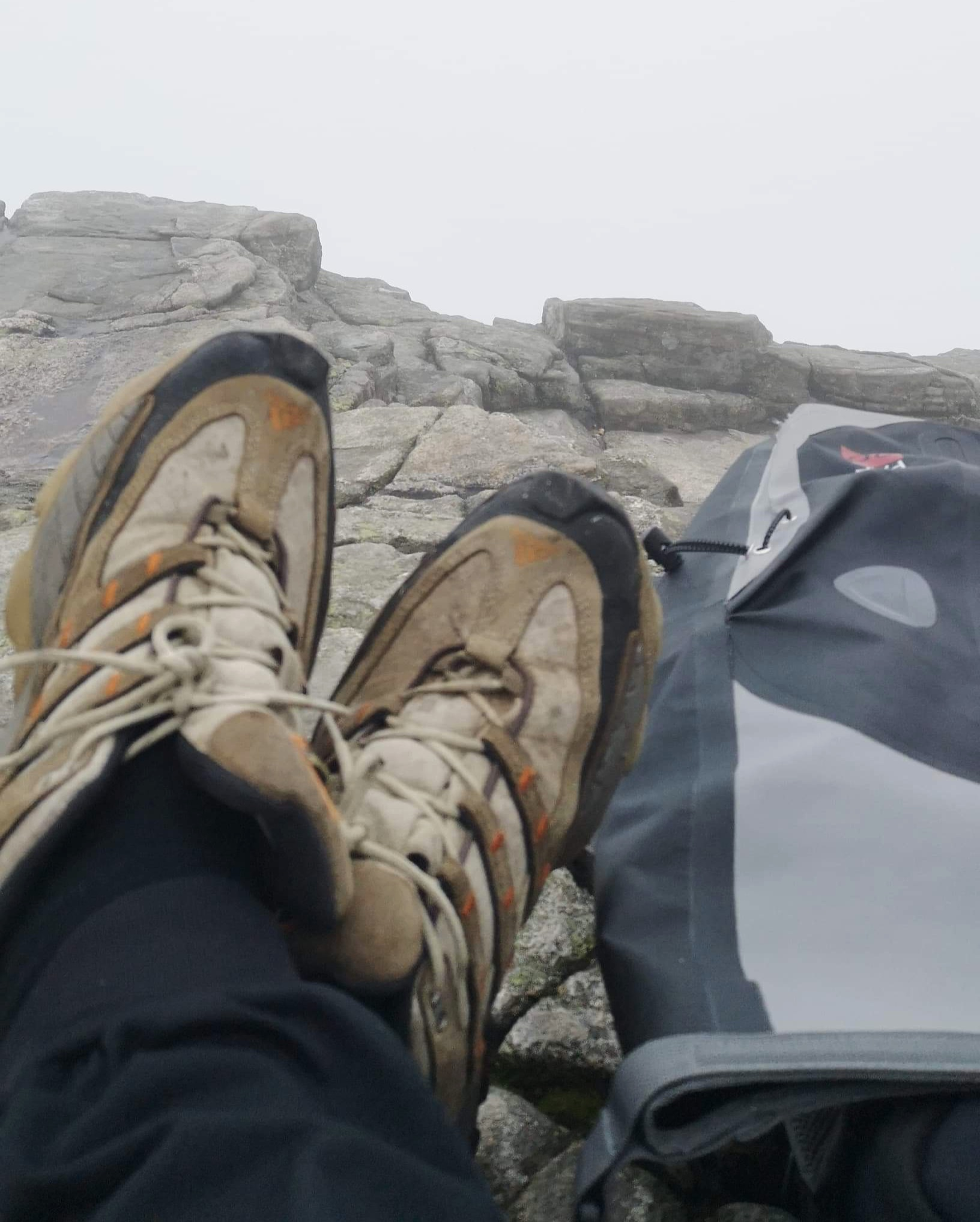 The hiking shoes I currently wear myself -    read the detailed review here