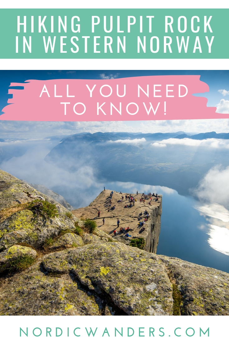 How to embark on the Preikestolen hike without breaking your leg