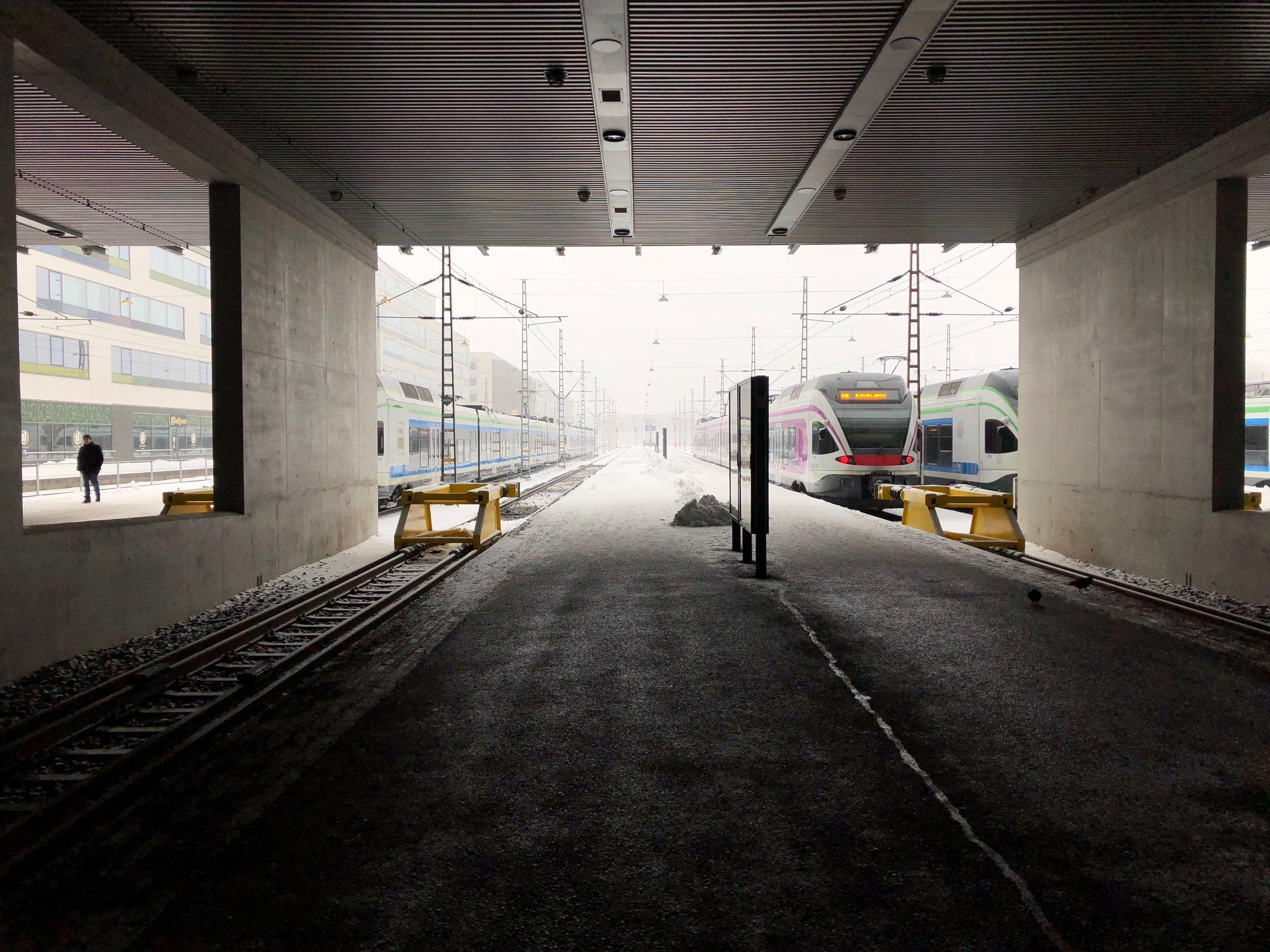 train helsinki to turku