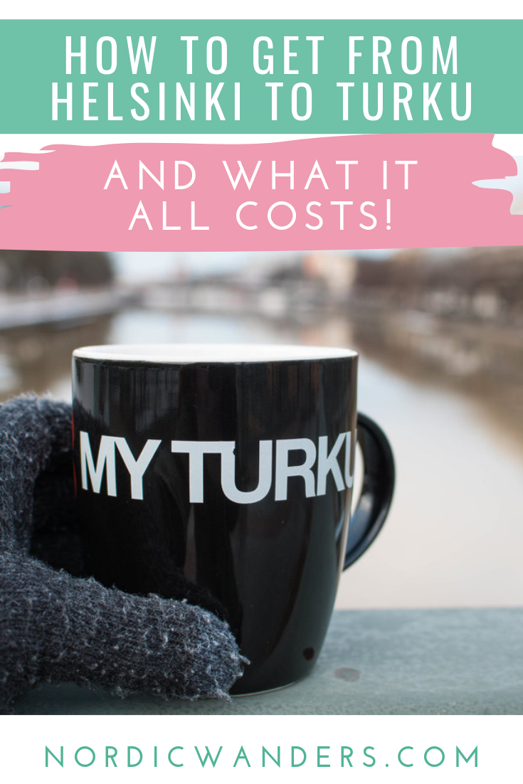 Click through to find out how you can get from Helsinki to Turku!