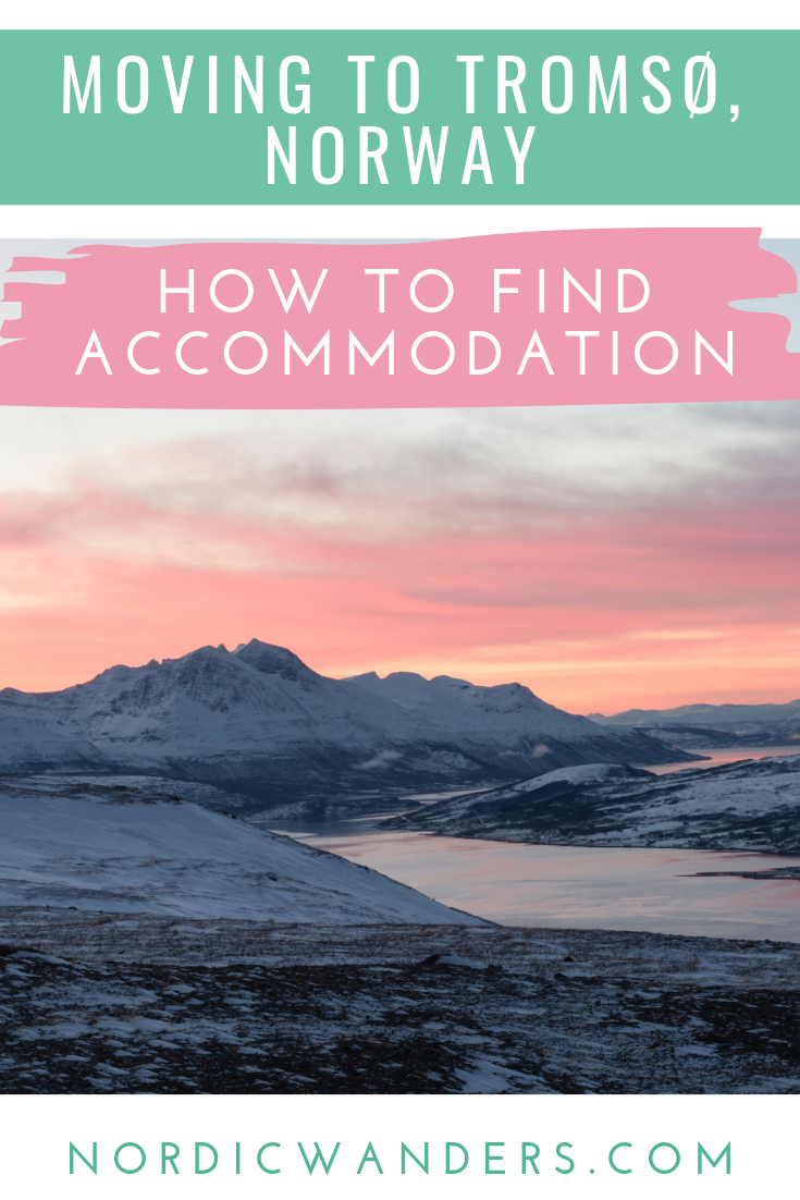 How to find accommocation in Tromsø