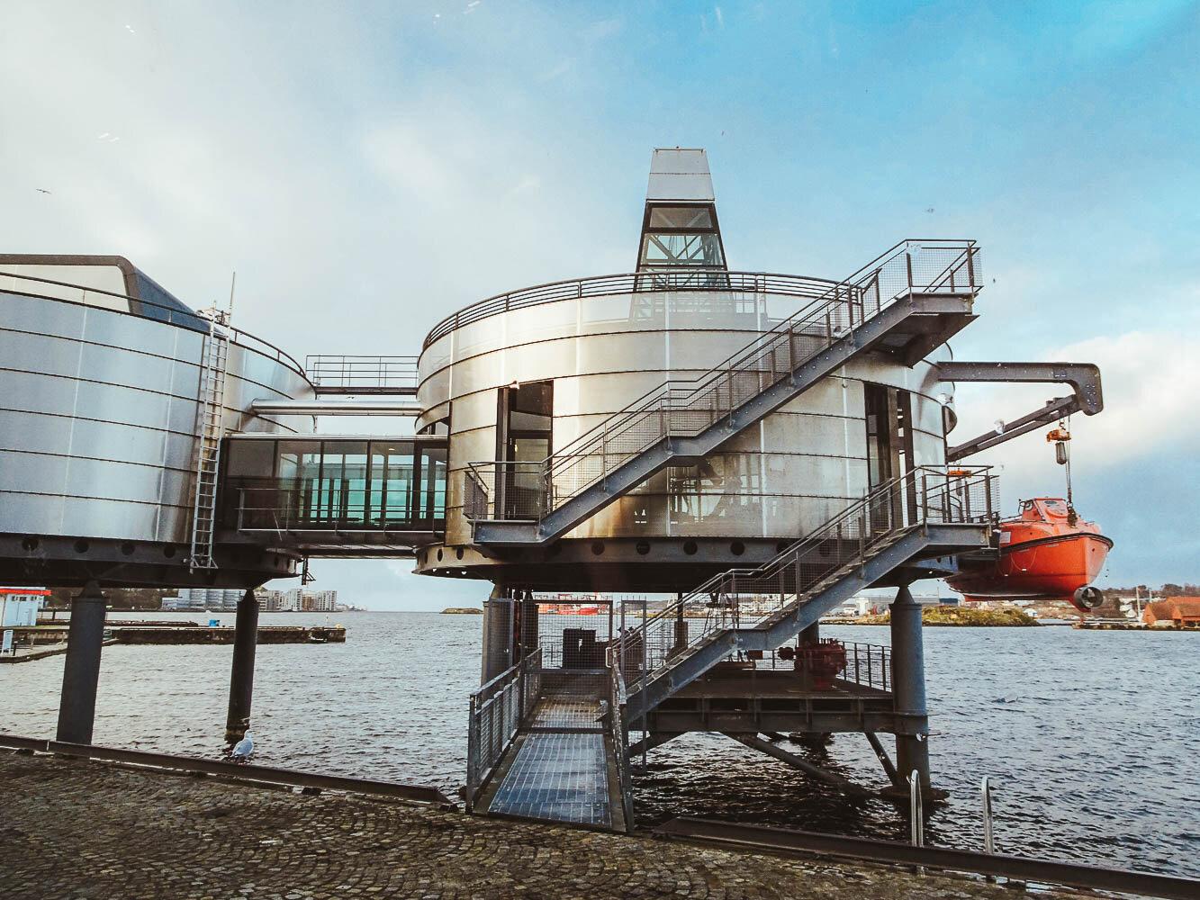 Oil Museum Stavanger