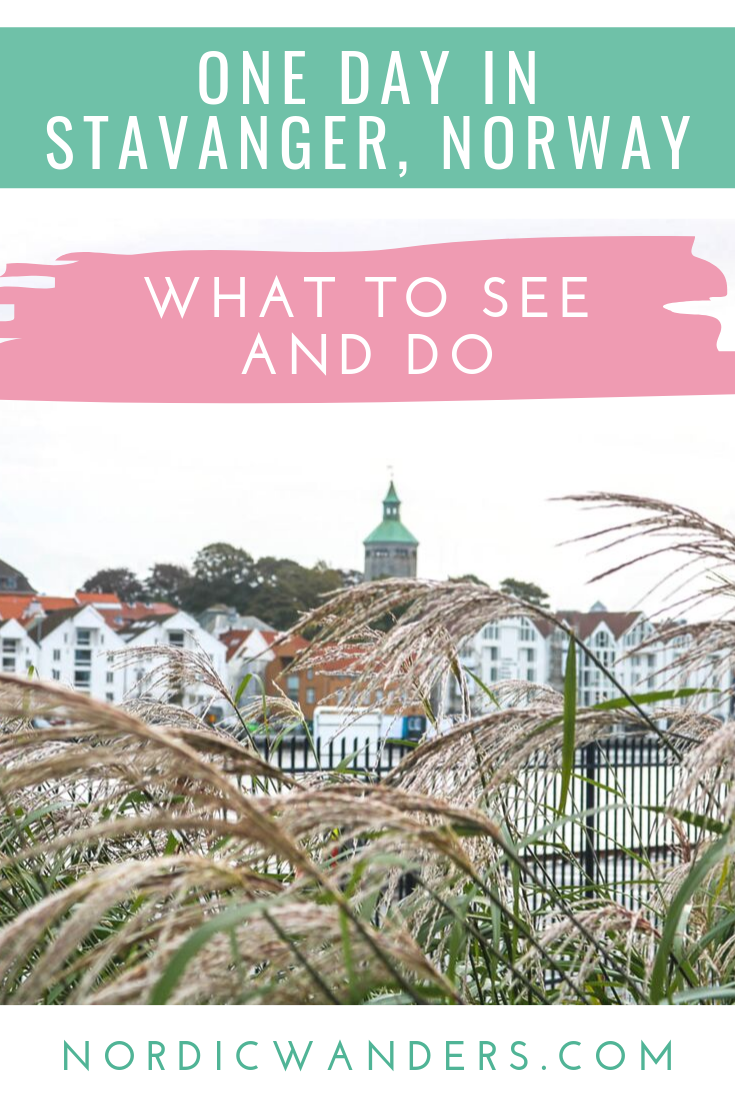 Click through to find out what there is to see and do in Stavanger, Norway, if you've only got a day