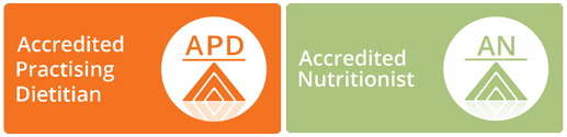 accredited practising dietitian