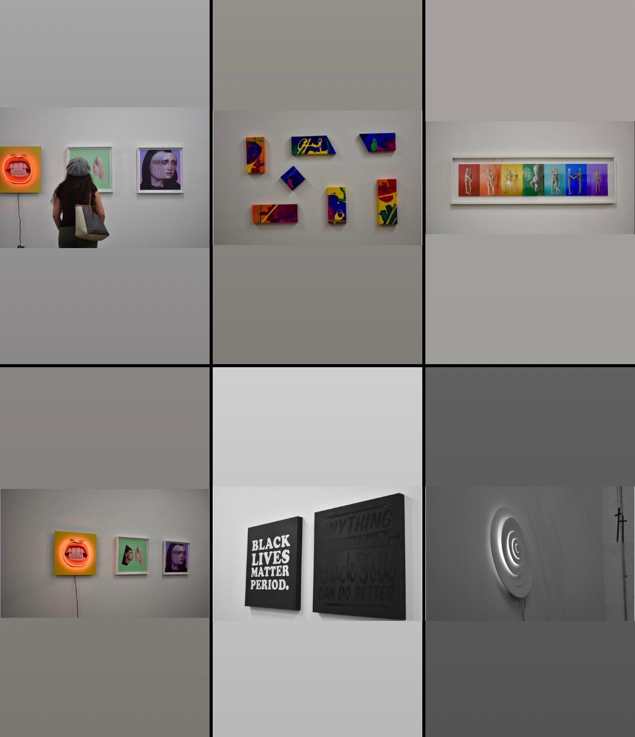 d | a | c  art space