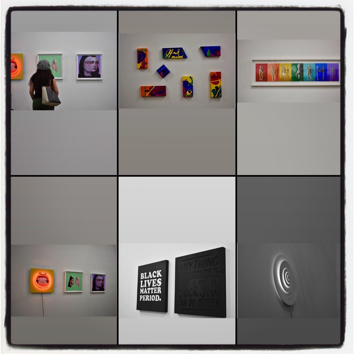 d | a | c art space -