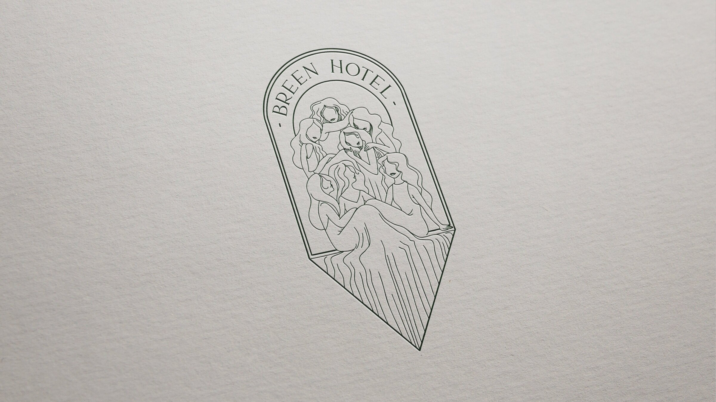 Breen Hotel - BRANDING, ART DIRECTION & WEBSITE